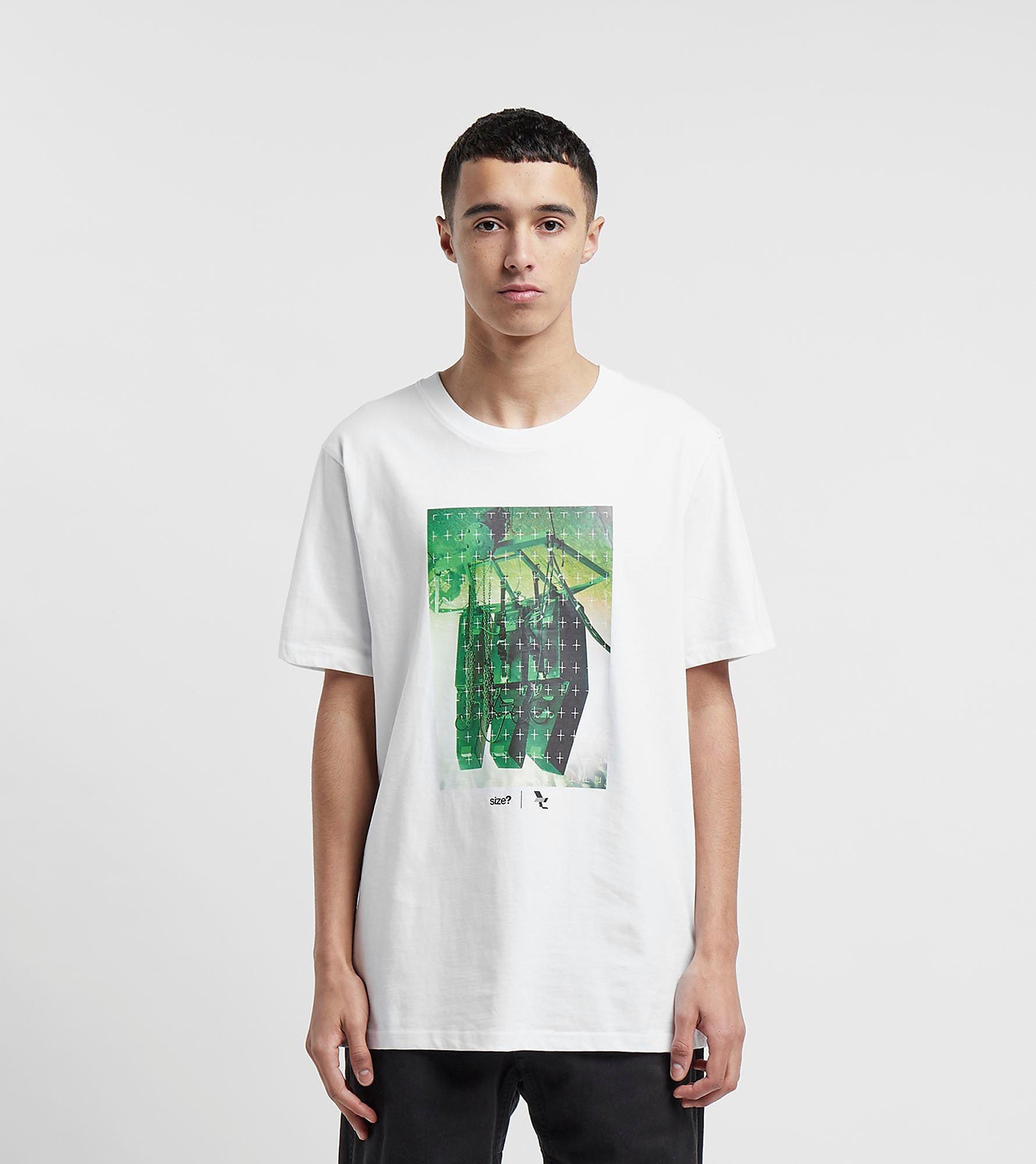 size? T-Shirt x WHP Trip, Blanc