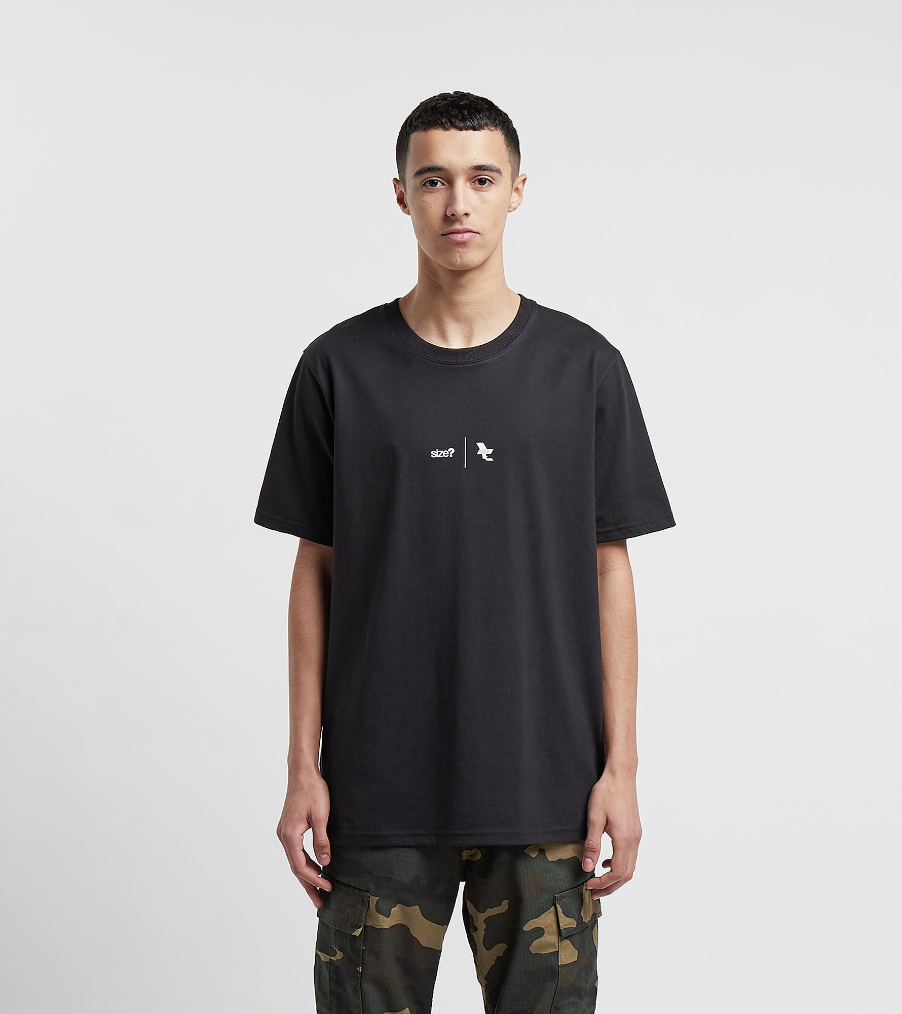 size? T-Shirt x WHP Trip, Noir