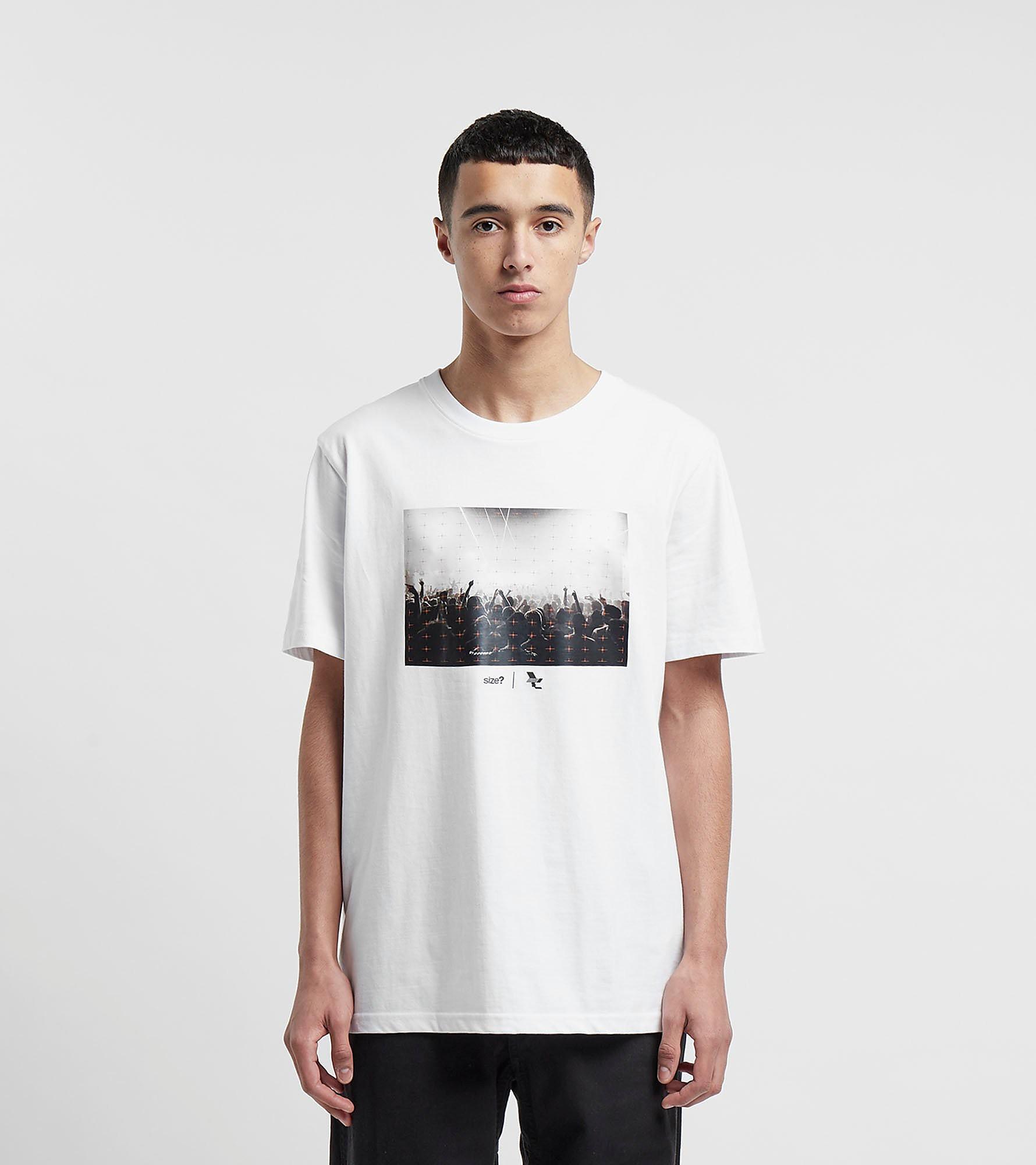 size? T-Shirt x WHP Target, Blanc