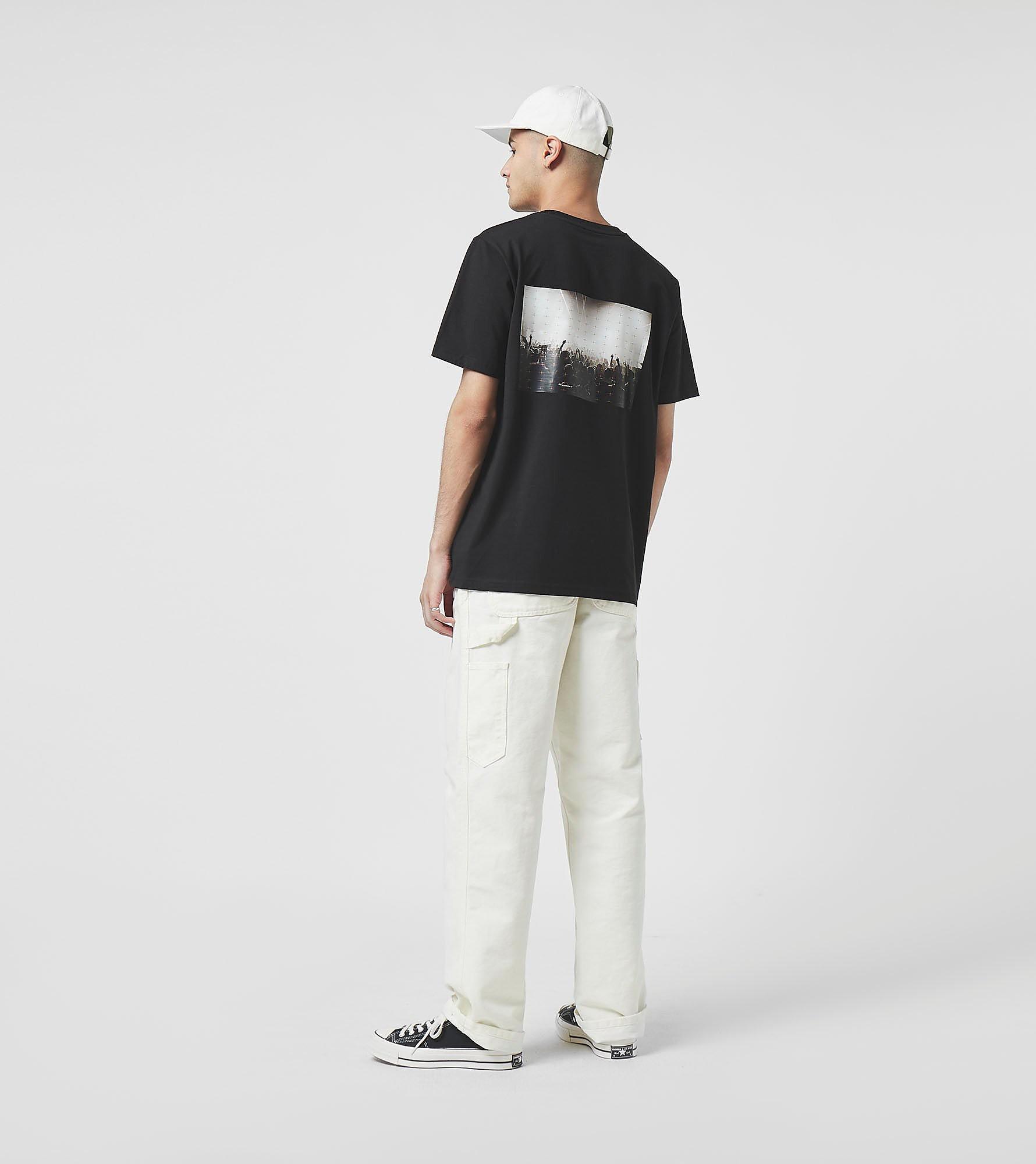 size? T-Shirt x WHP Focus, Noir