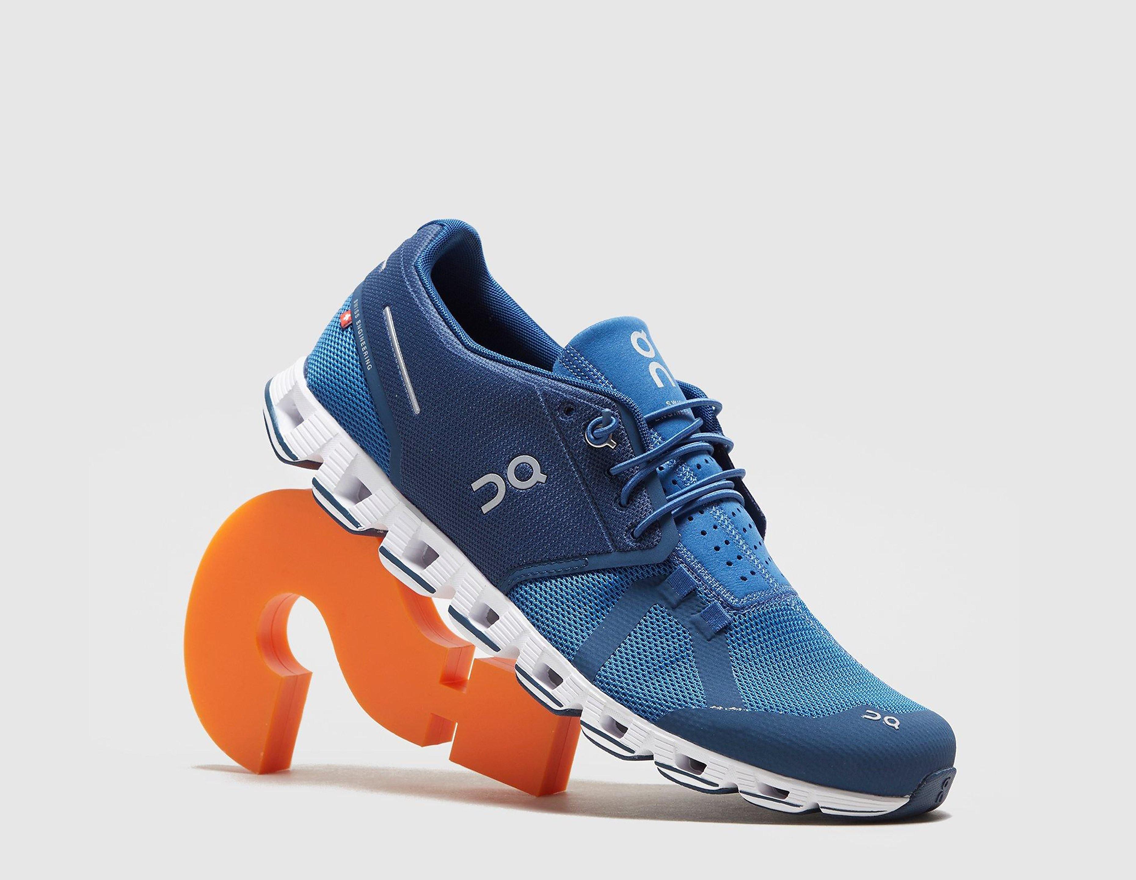 On running Cloud, bleu