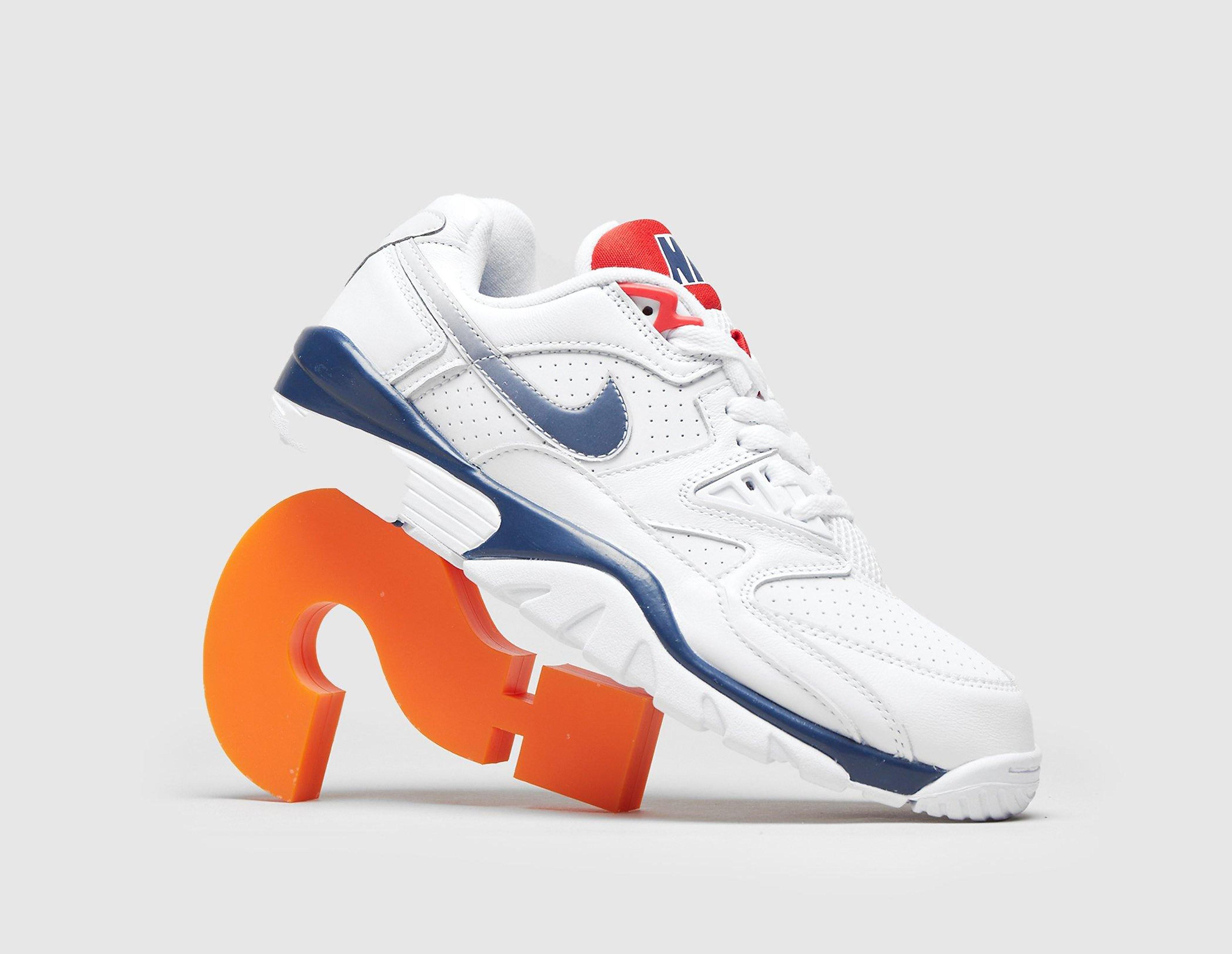 Nike Air Cross Trainer 3 Low, blanco