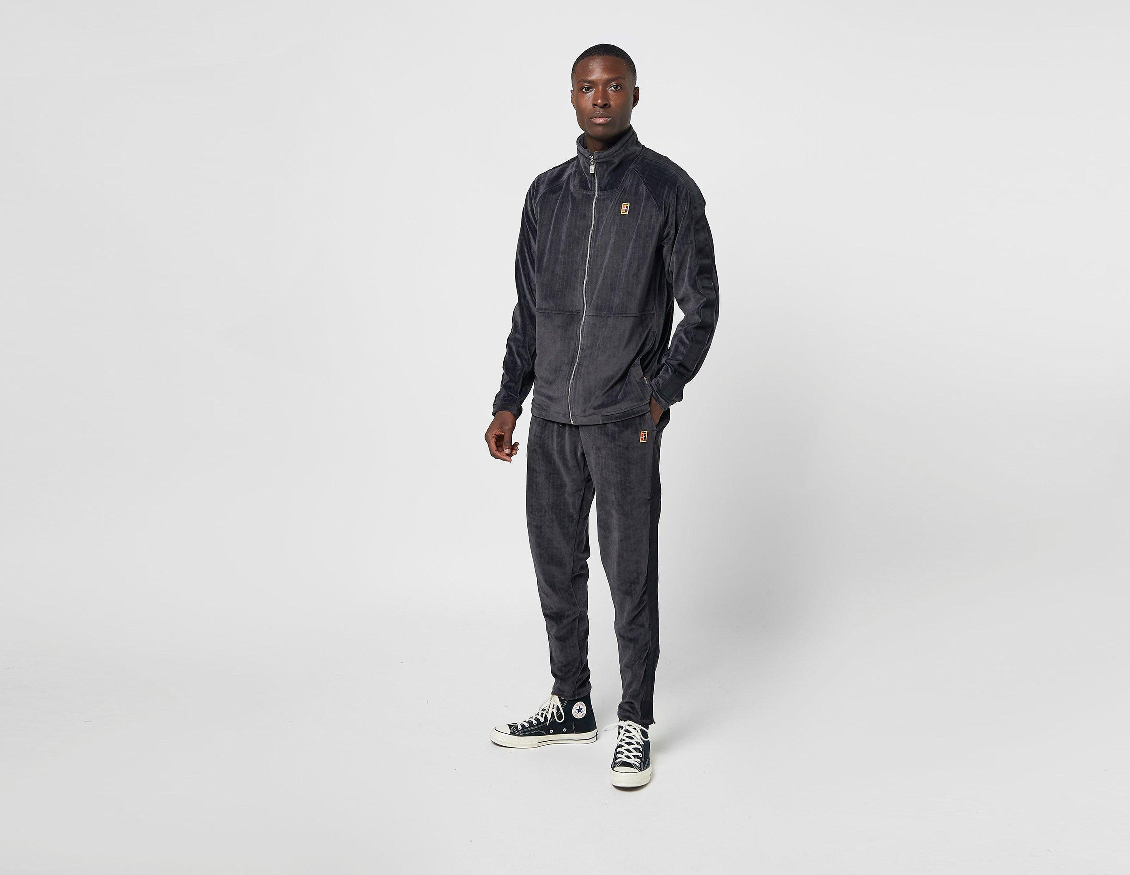 Nike Tennis Jacket, nero