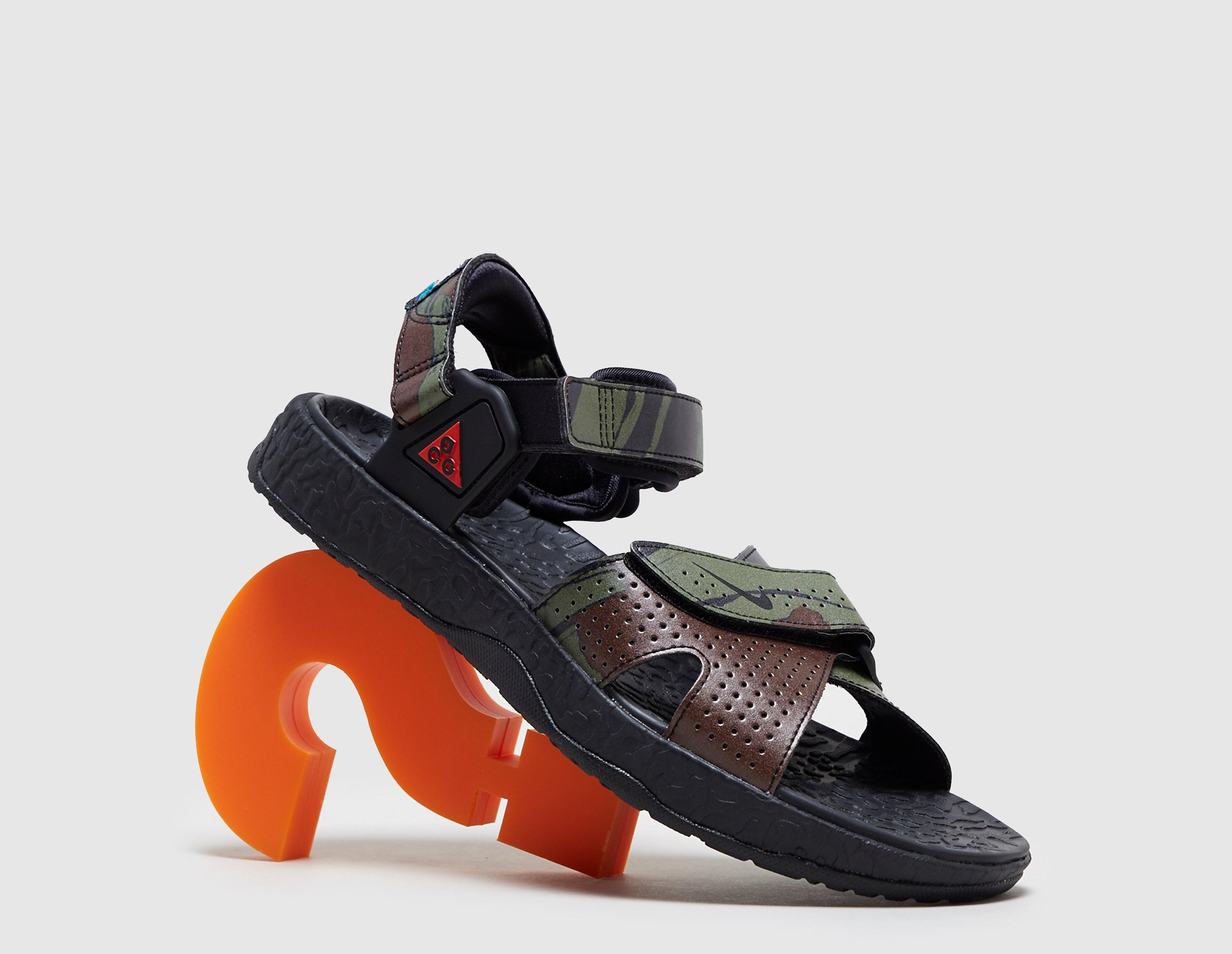 Nike ACG Deschutz Sandal QS, verde