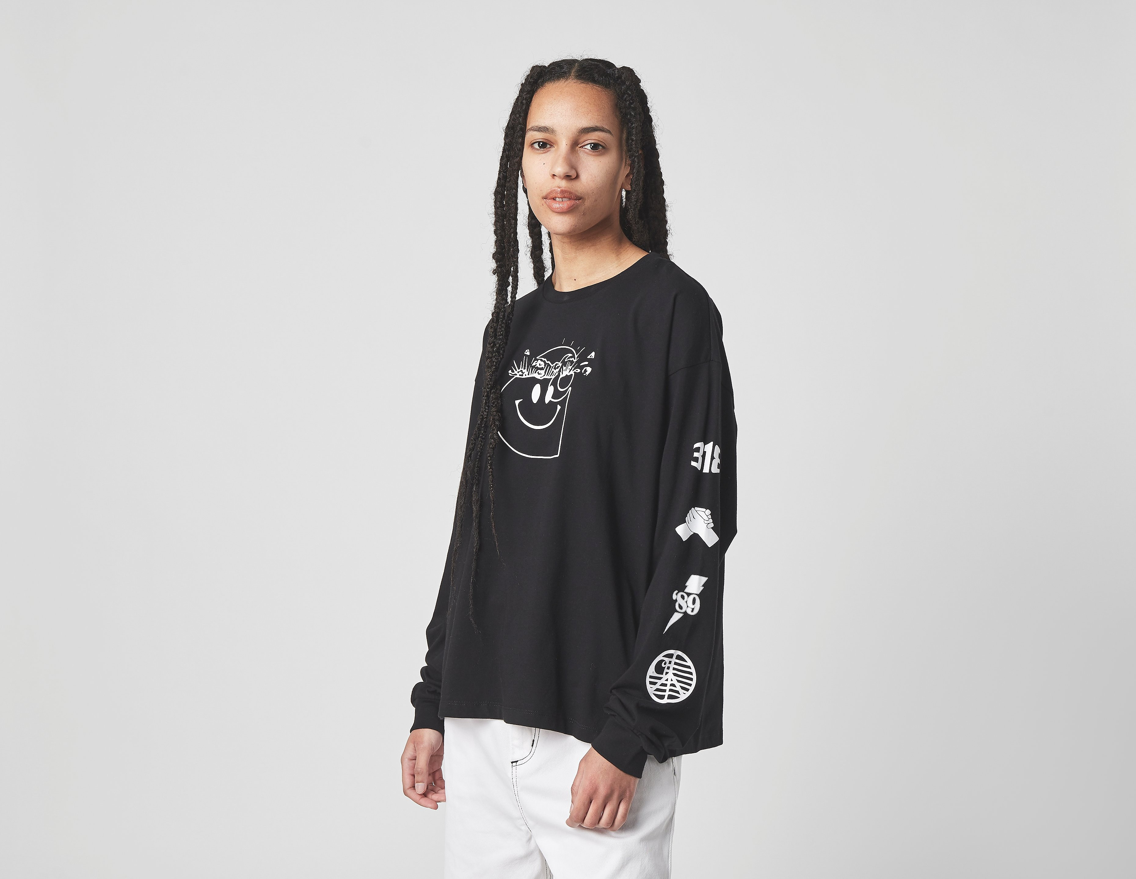 Carhartt WIP Tab Langærmet T-Shirt