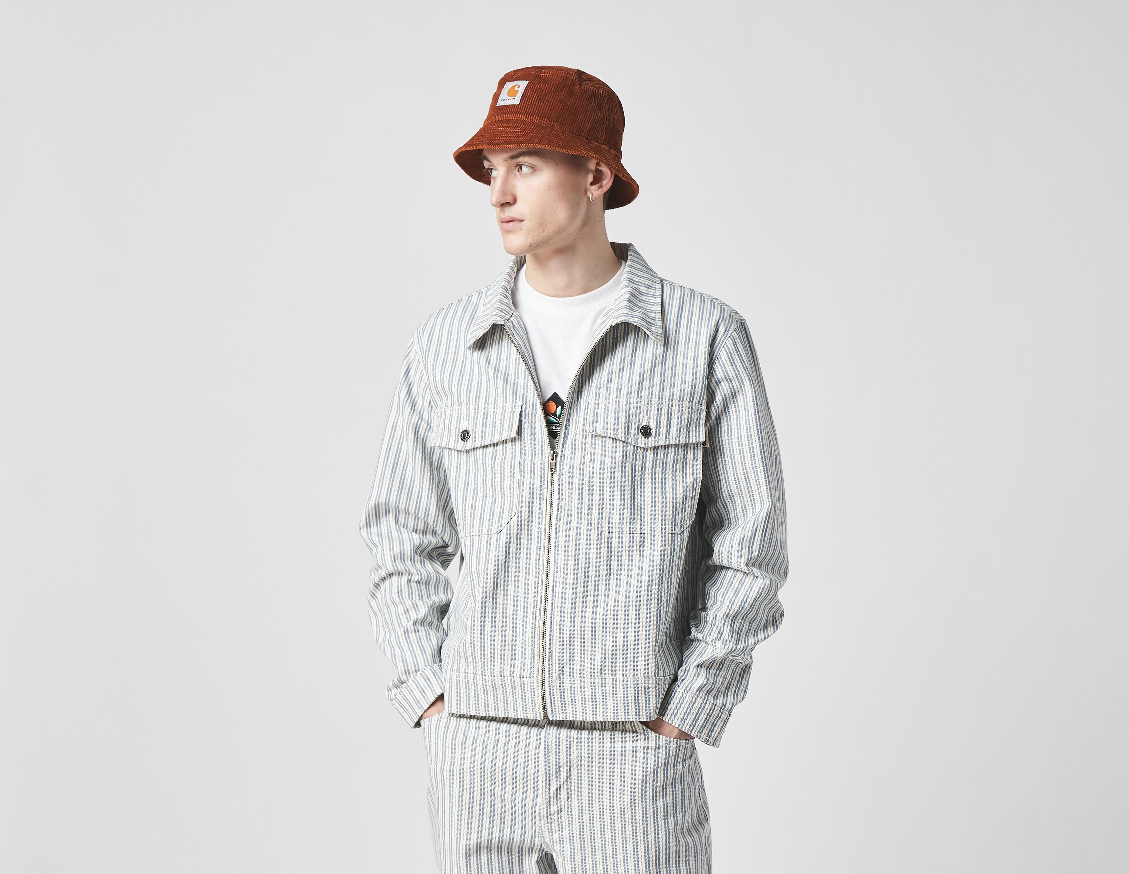 Stussy Stripe Garage Jacket