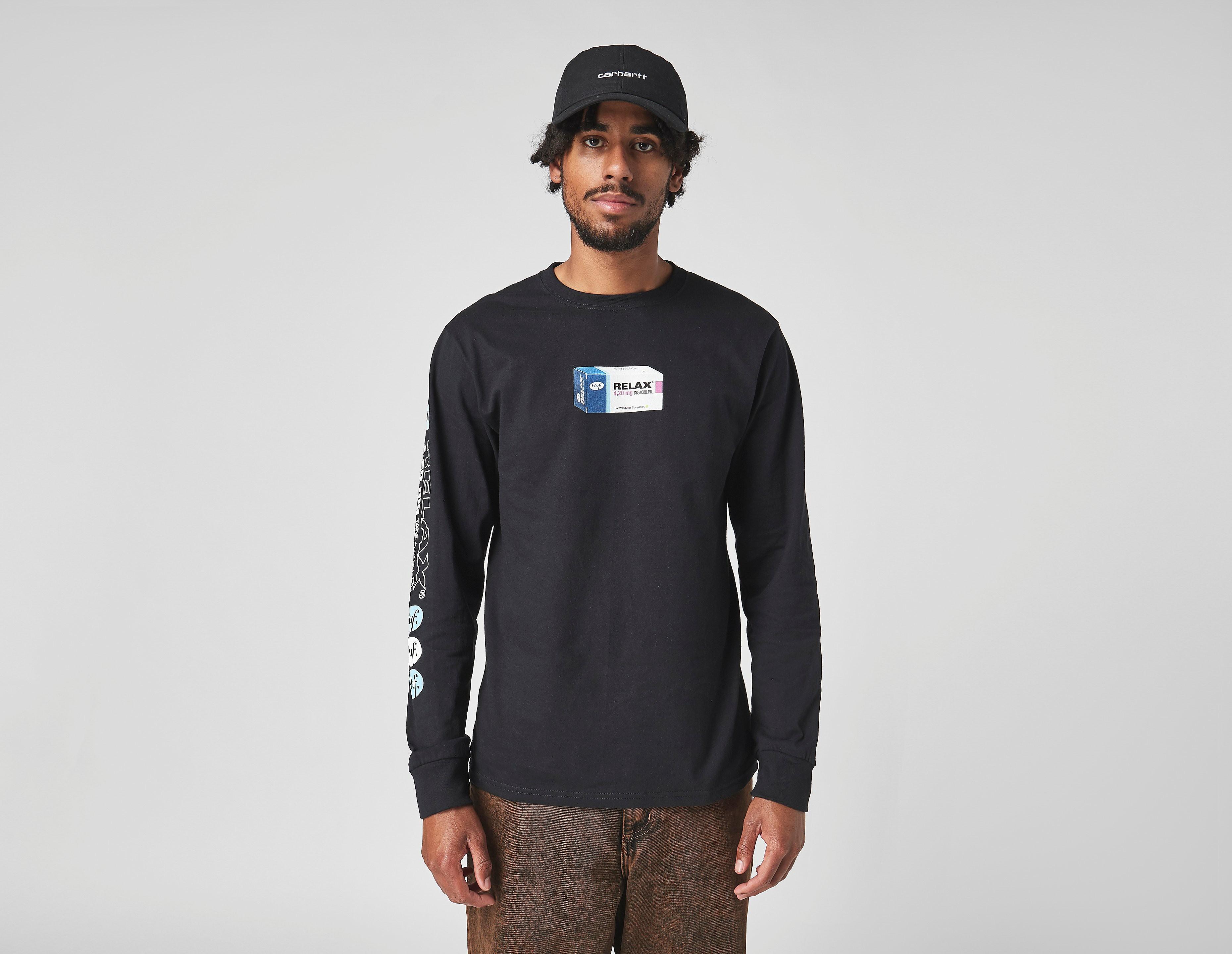 Huf Long Sleeve Relax T-Shirt