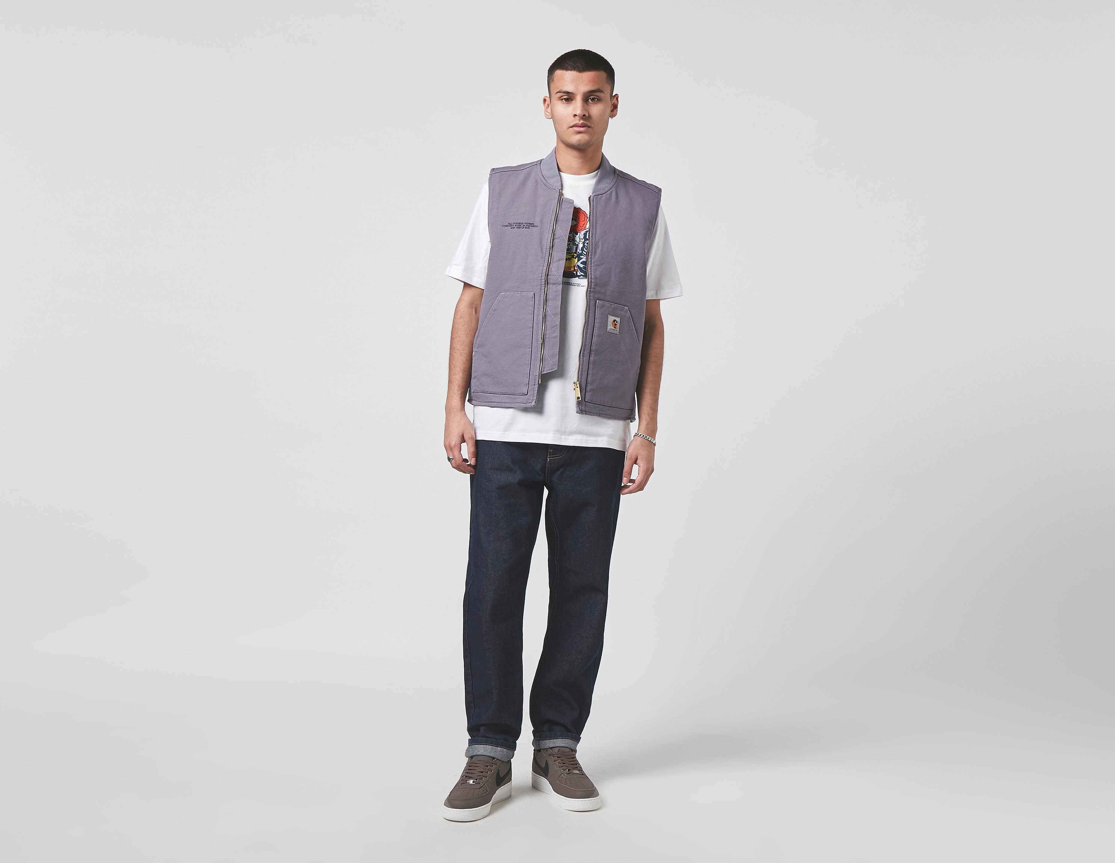 Carhartt WIP x size? All Possible Futures Vest