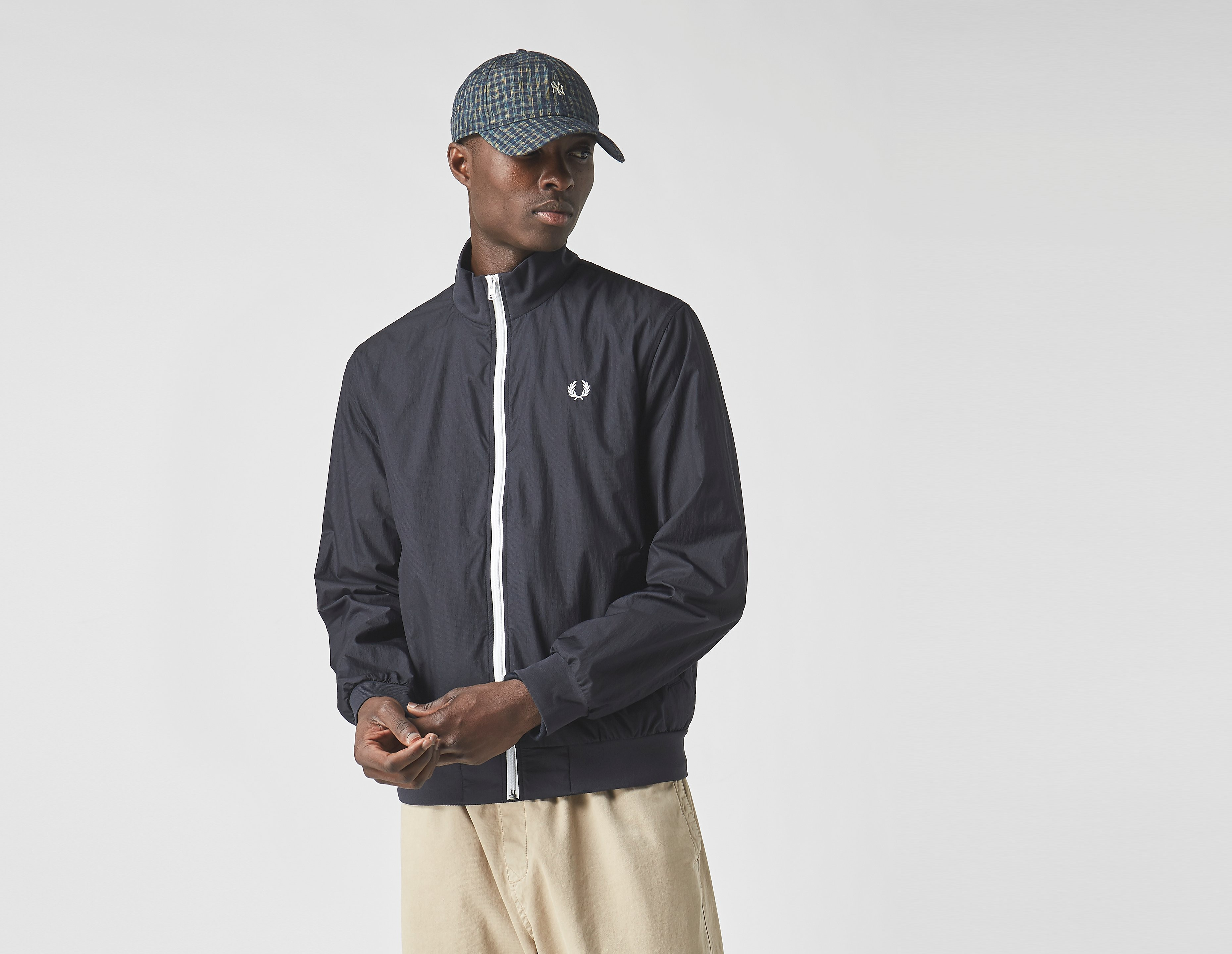 Fred Perry Lightweight Ripstop Jacket