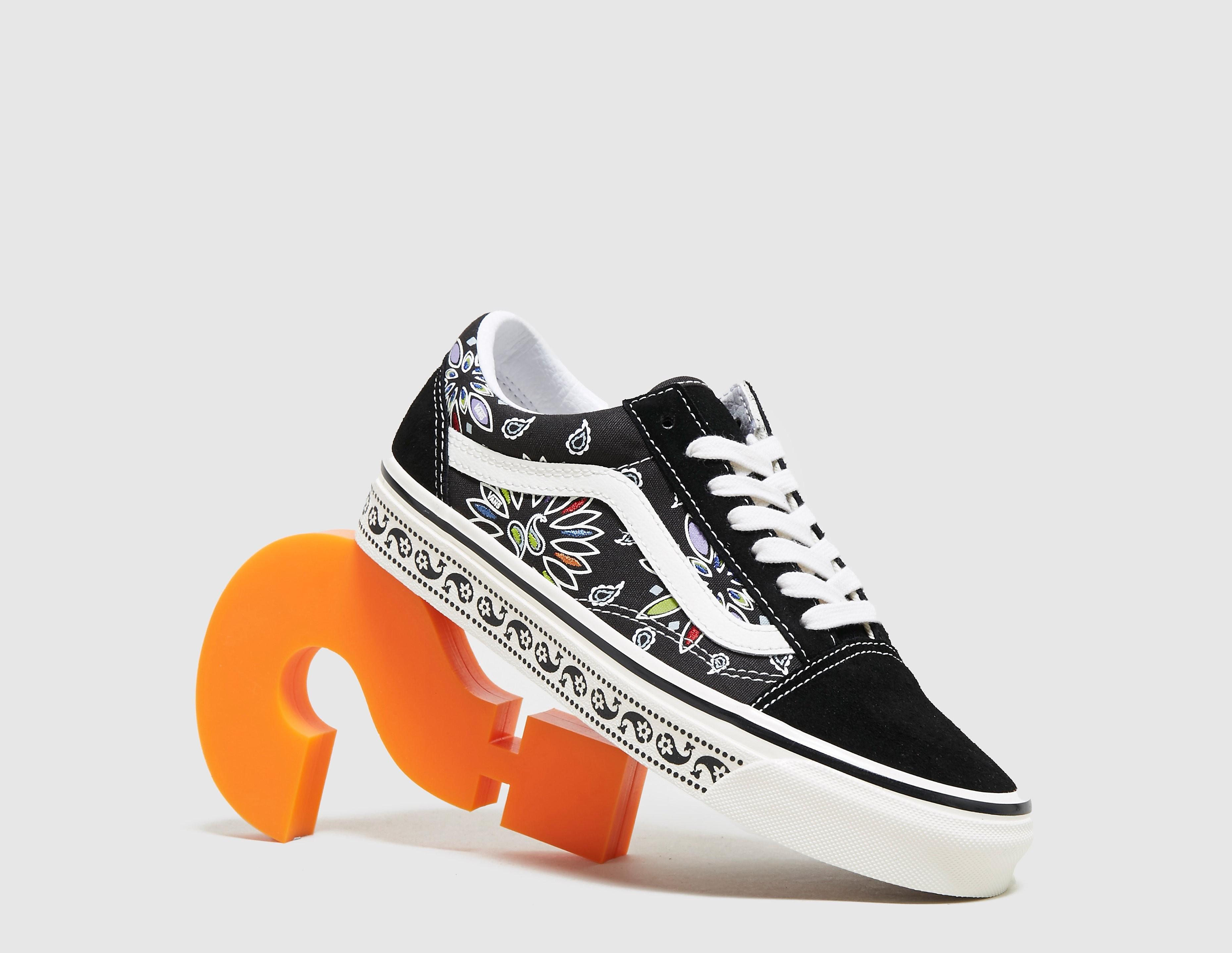 Vans Anahiem Old Skool 36 DX Shoes Women's