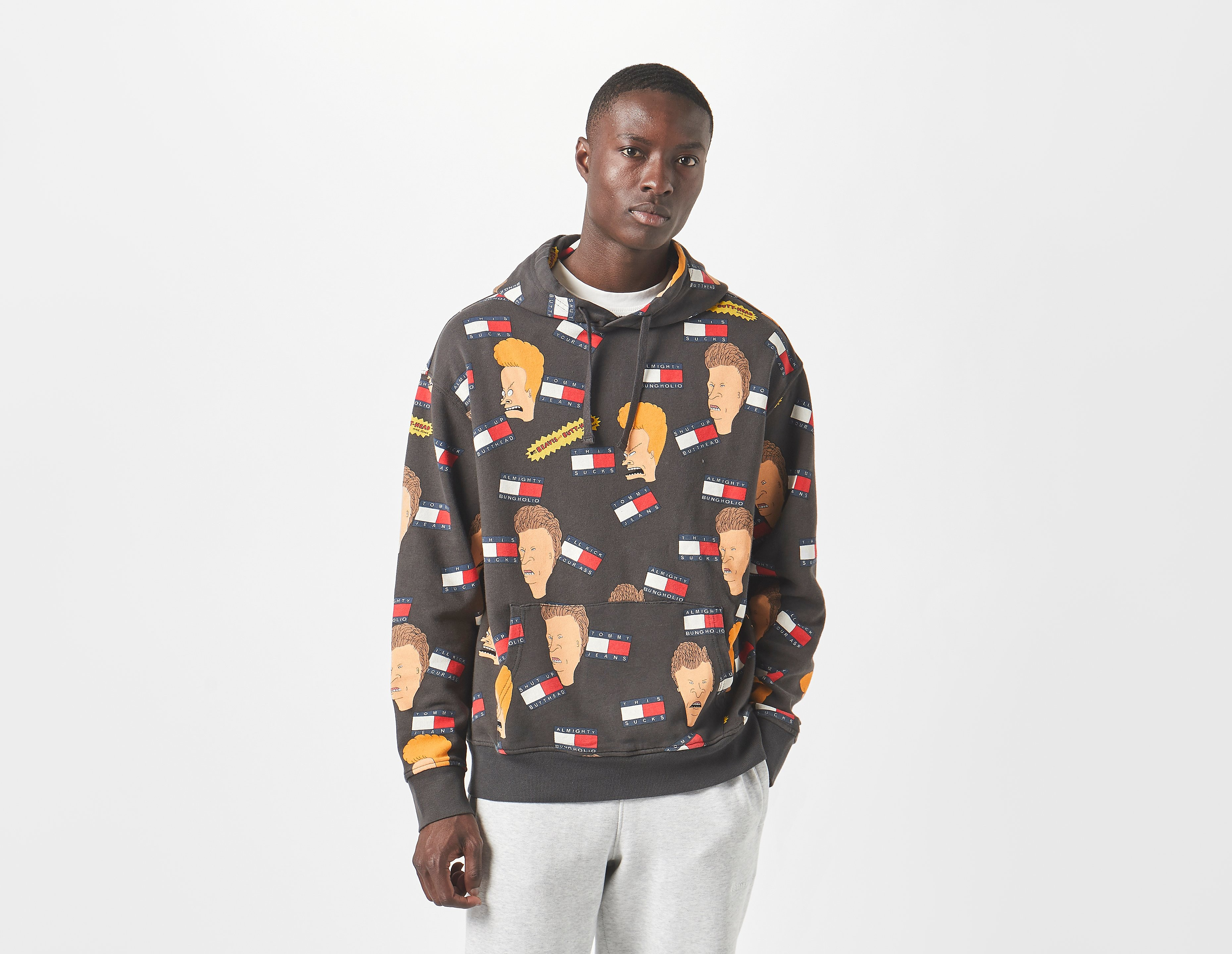 Tommy Jeans x Beavis and Butthead Hoodie