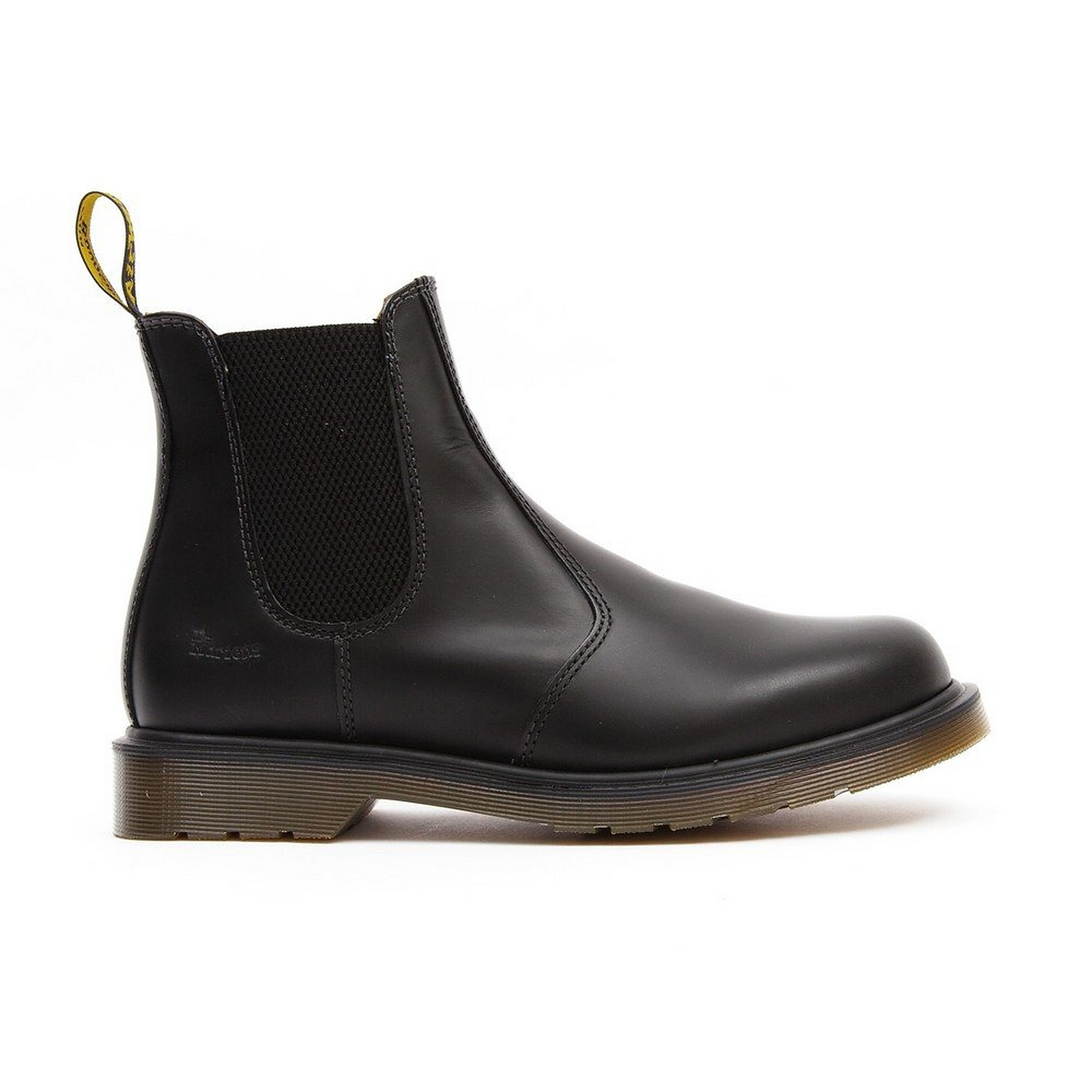 Dr Martens Mens 2976 Leather Boots - Smooth Black