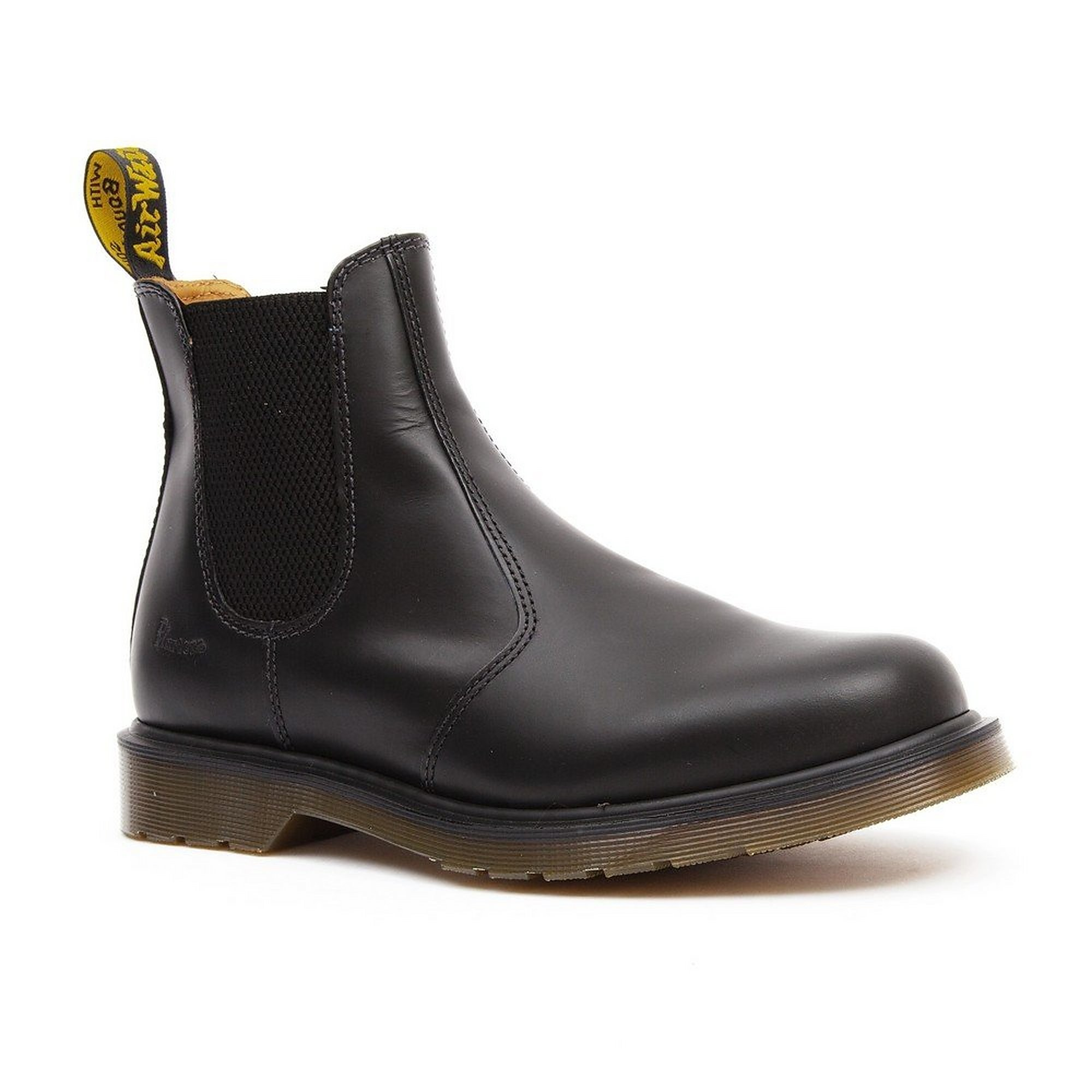 Dr Martens Men's 2976 Leather Chelsea Boots - Smooth Black