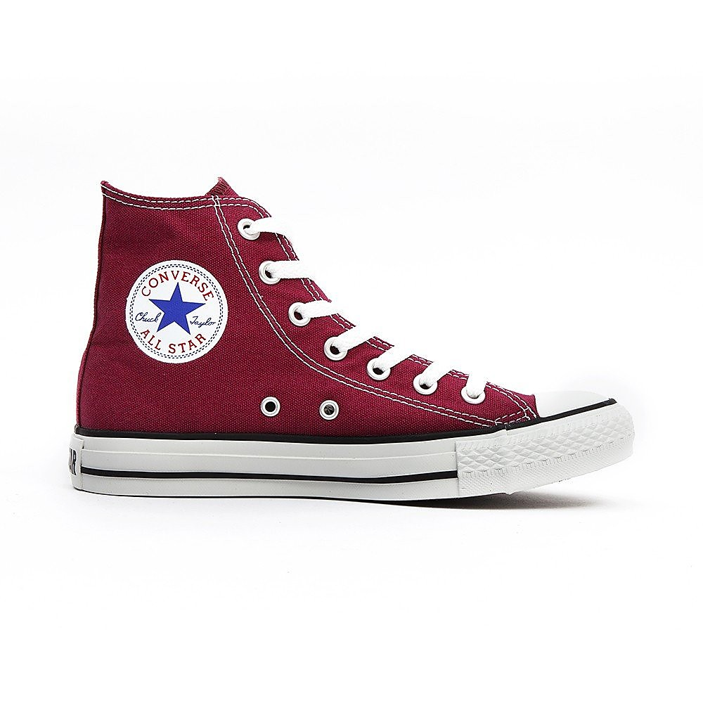 Converse Womens Chuck Taylor All Star High Top - Maroon