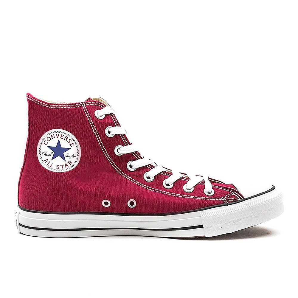 Converse Mens Chuck Taylor All Star High Top - Maroon