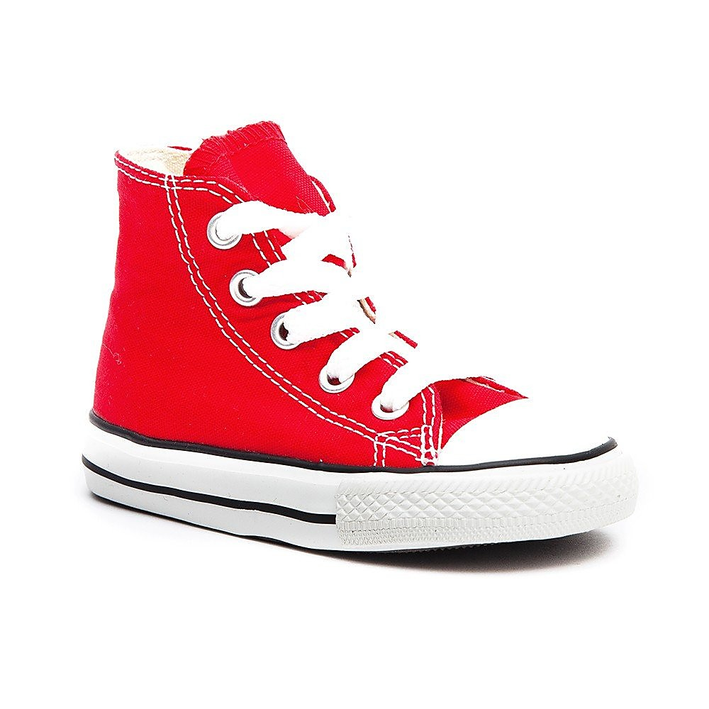 Converse Infant Chuck Taylor All Star High Top - Red