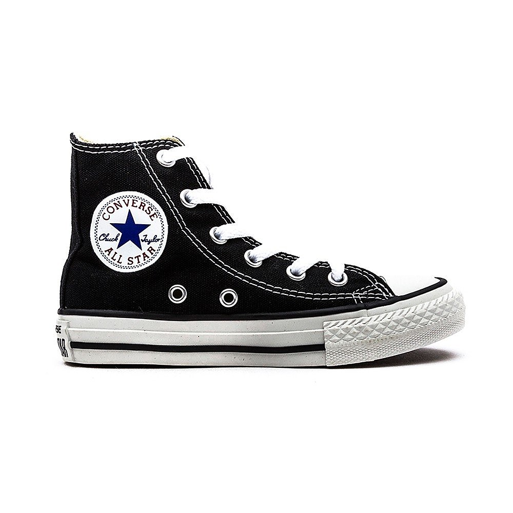 Converse Infant All Star High Top Trainers - Black