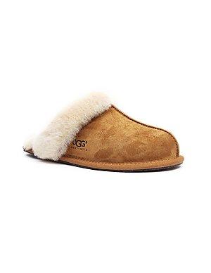 7f683a38d97 ... UGG Women s Scuffette ll Sheepskin Slippers - Chestnut