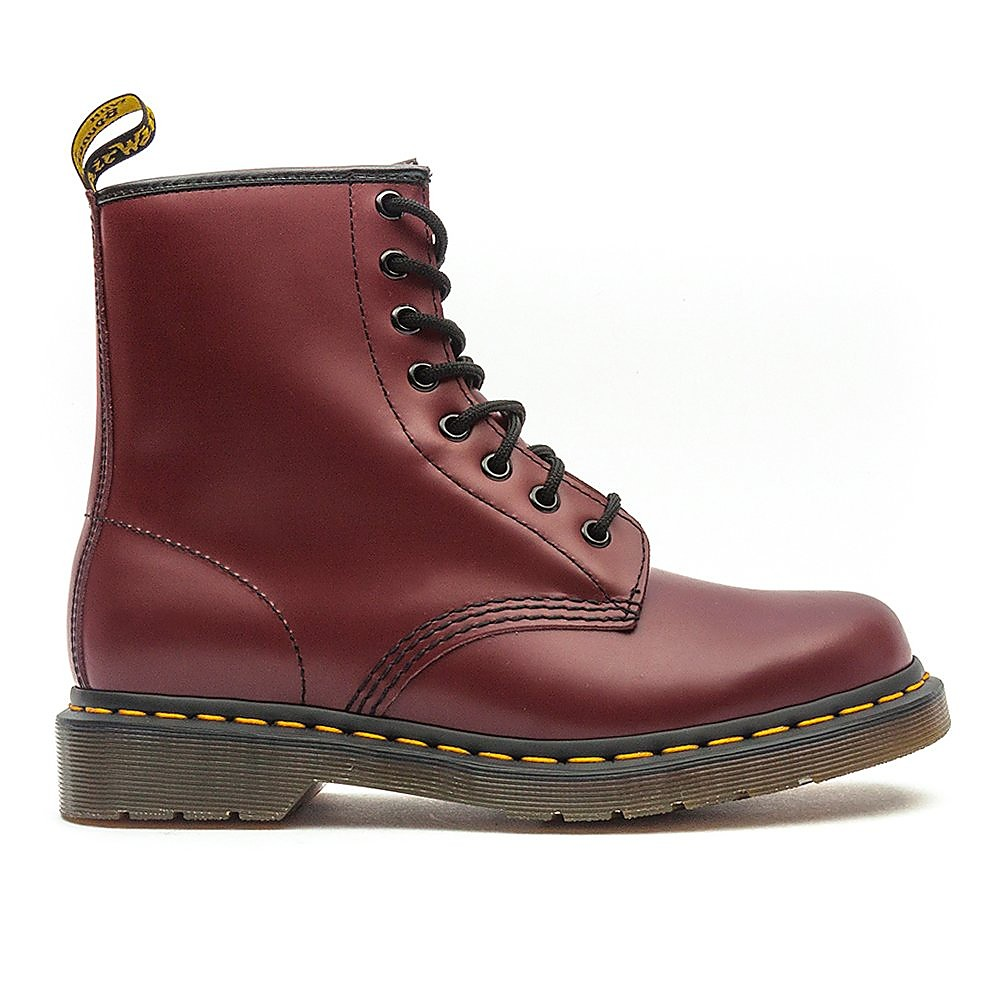 Dr Martens 1460 - Mens - Red Smooth