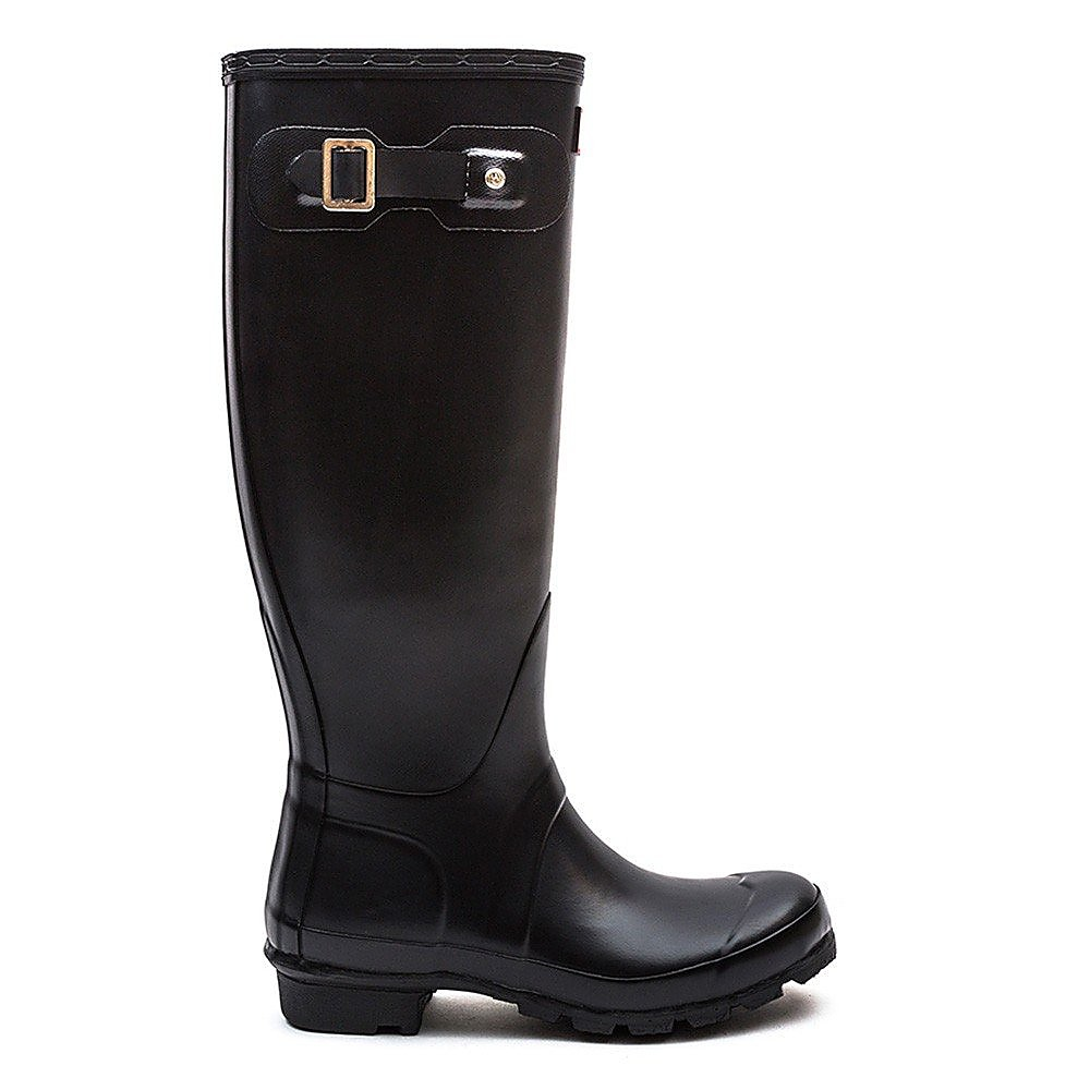 Hunter Wellies Women's Original Tall Wellington Boots - Black