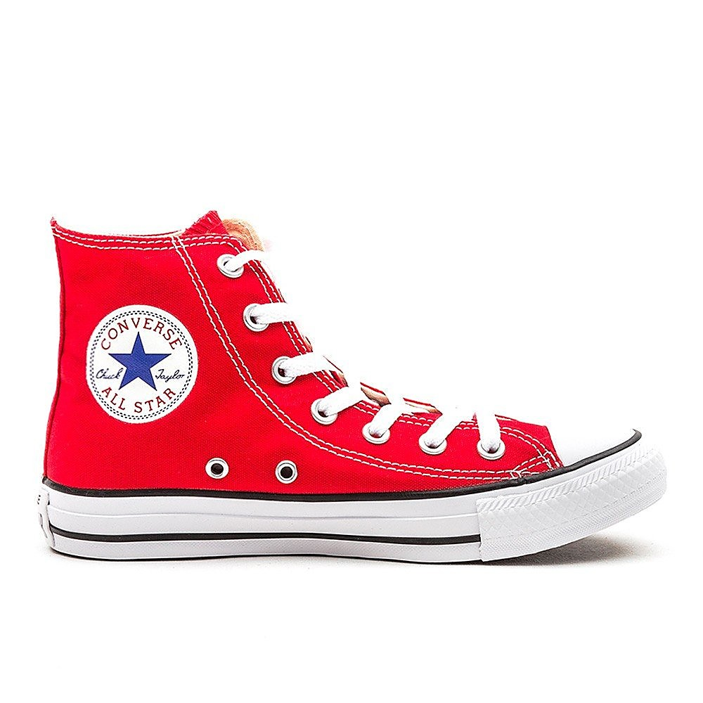 Converse Womens Chuck Taylor All Star High Top - Red