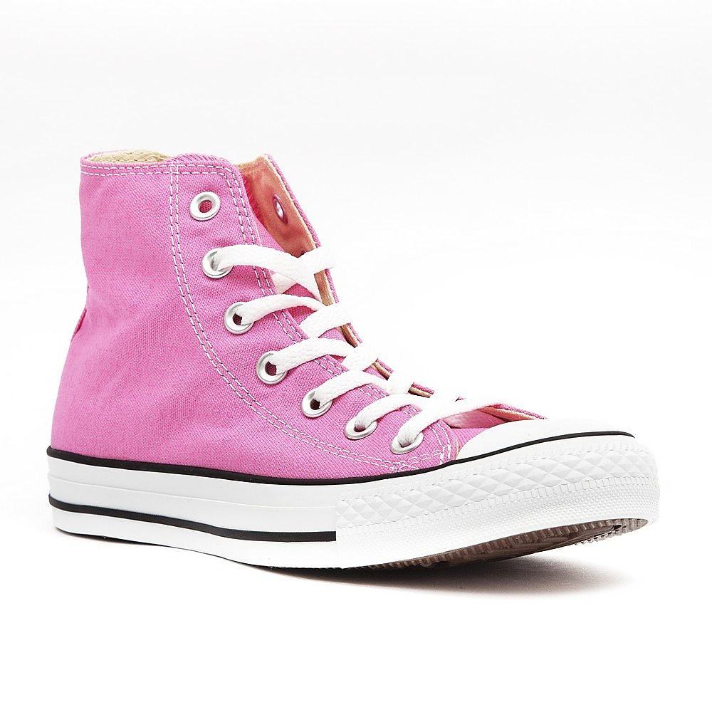 Converse Womens All Star High Top - Pink