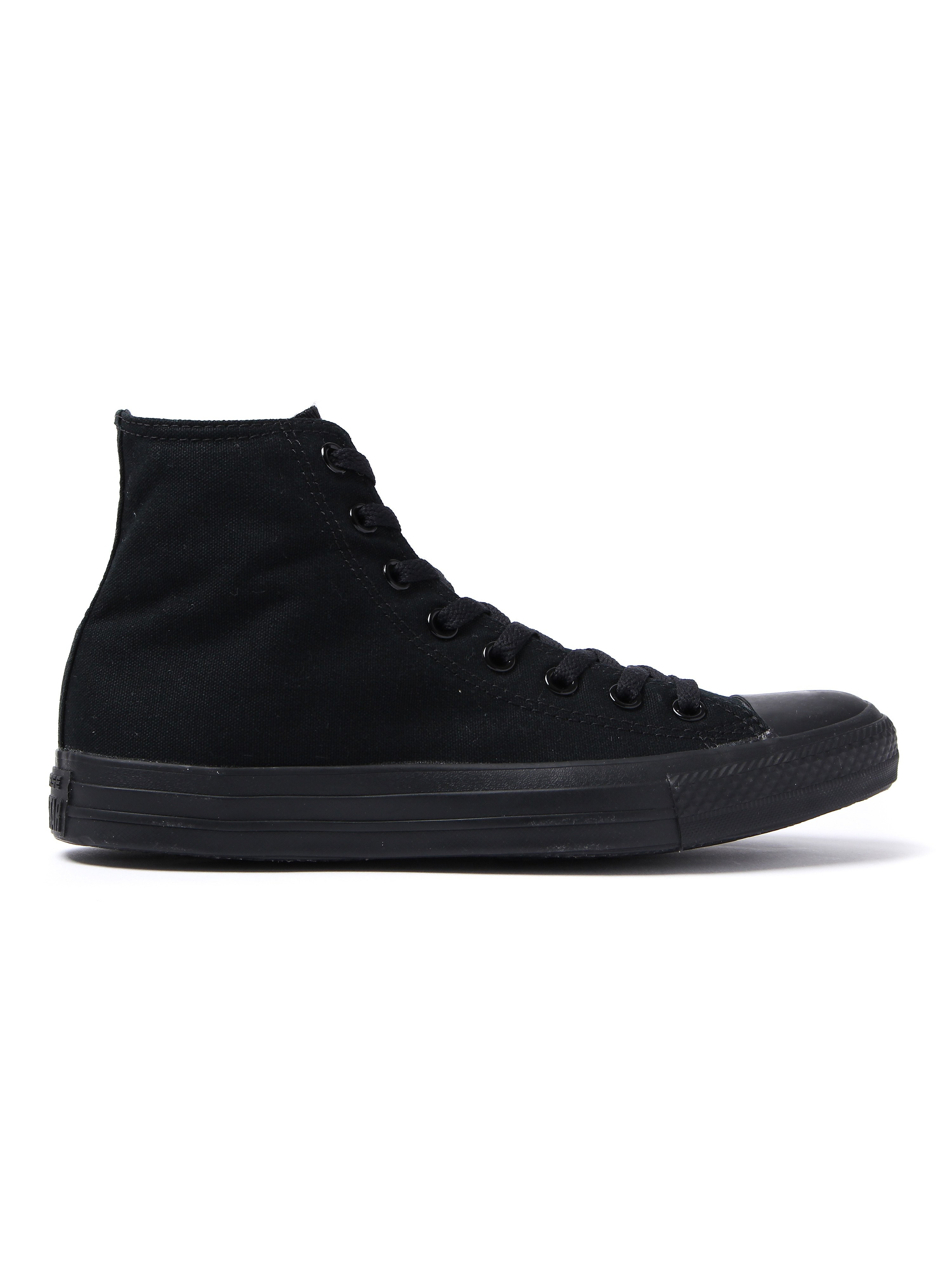 Converse Unisex Chuck Taylor All Star High Top - Black Mono