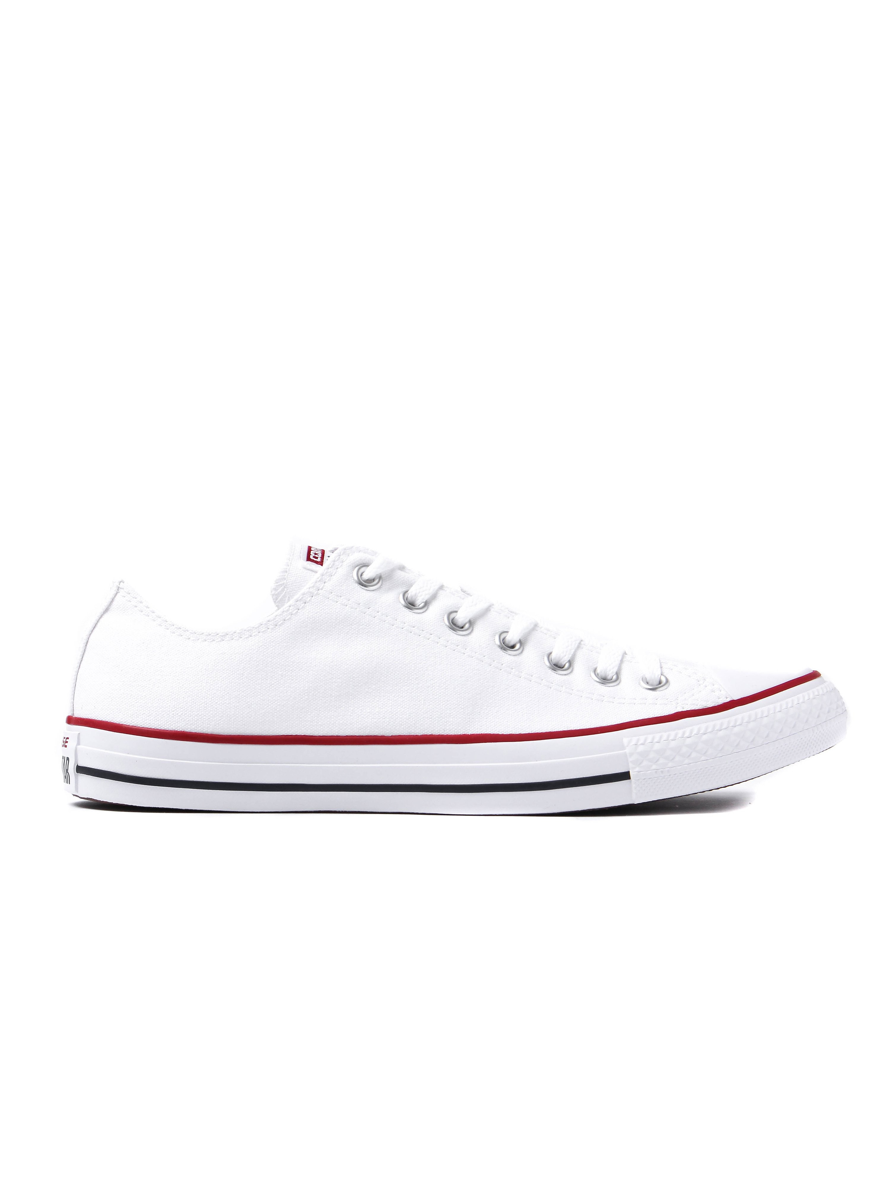 Converse Women's Chuck Taylor All Star OX Trainers - Optical White