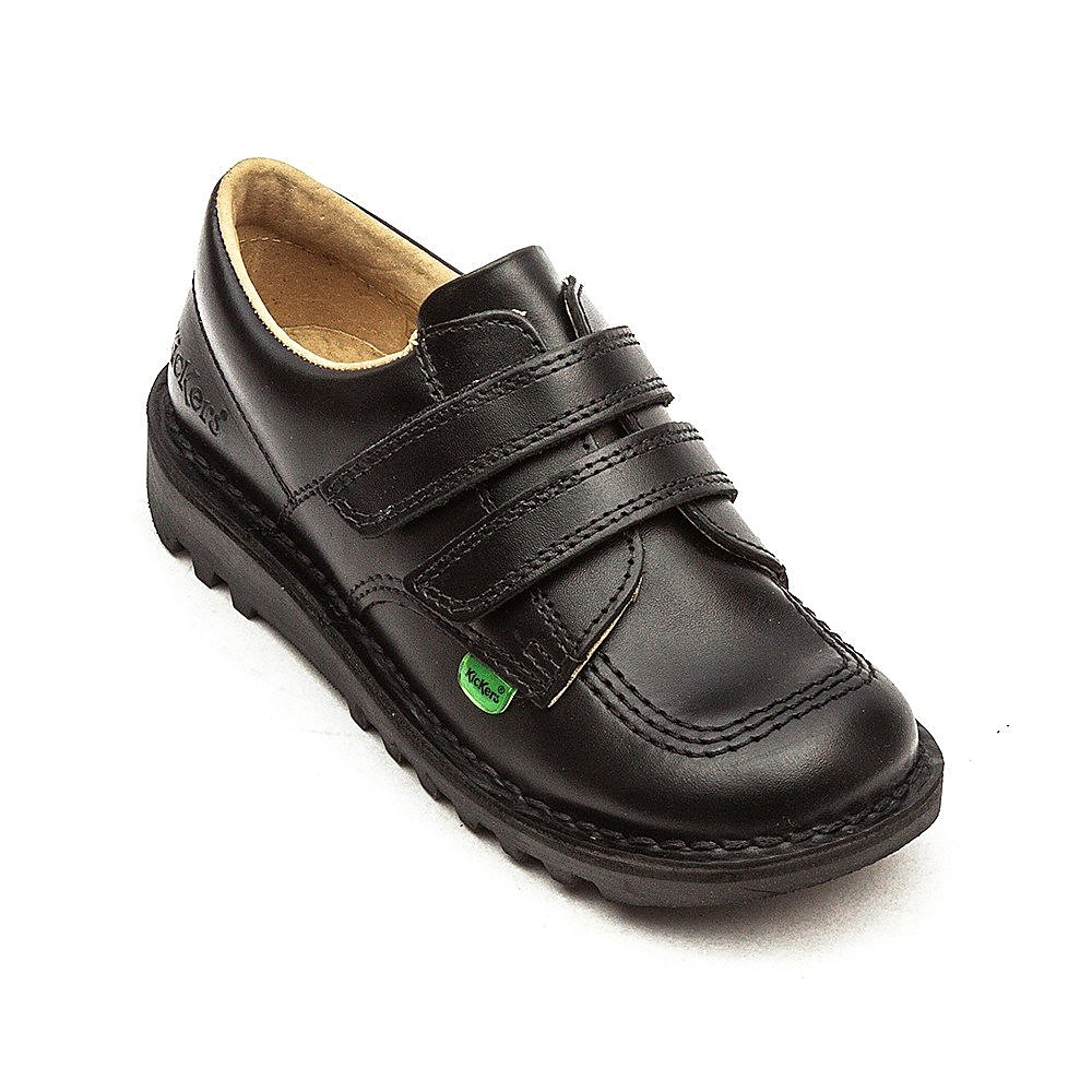Kickers Kick Lo Velcro - Infants