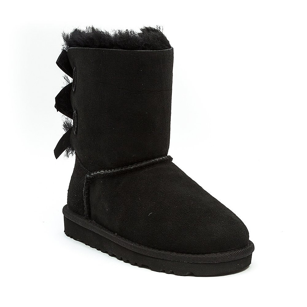 Ugg Infant Bailey Bow - Black