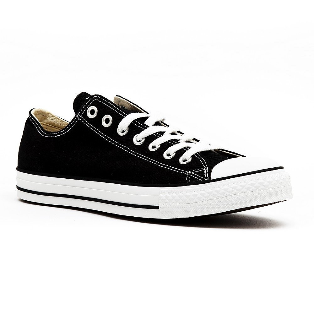 Converse Womens Chuck Taylor All Star Ox - Black