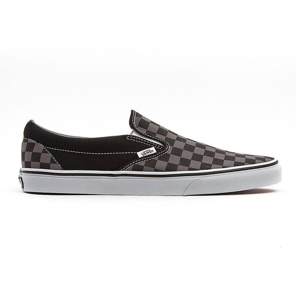 Vans Classic Slip-On Womens Black /