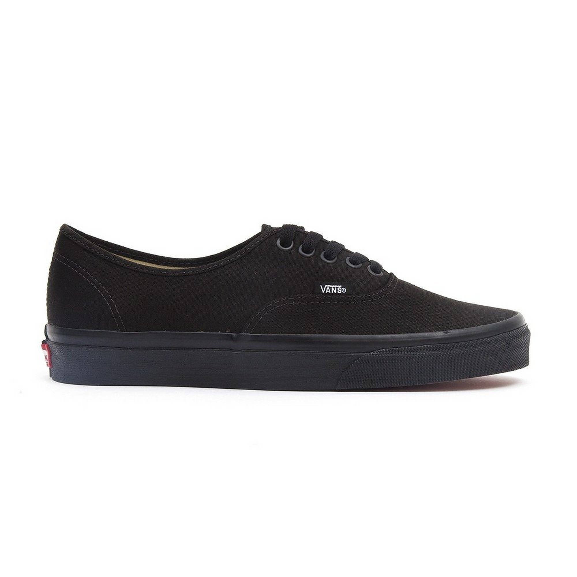 Vans Mens Authentic Trainers - Black