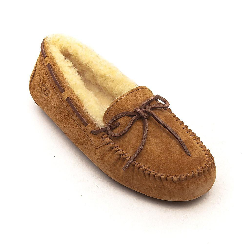 Ugg Women's Dakota Moccasin Shoes - Tan