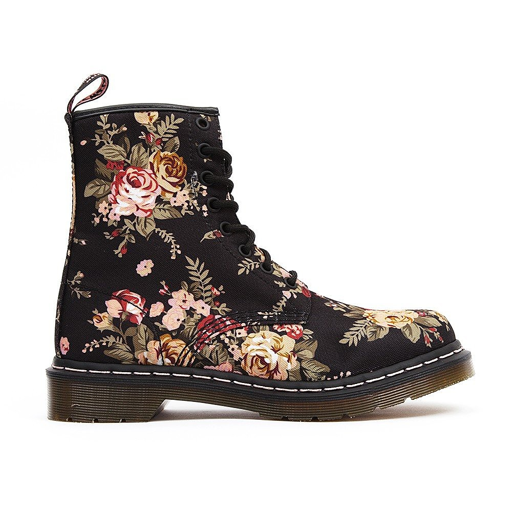 Dr Martens Womens Black Victorian