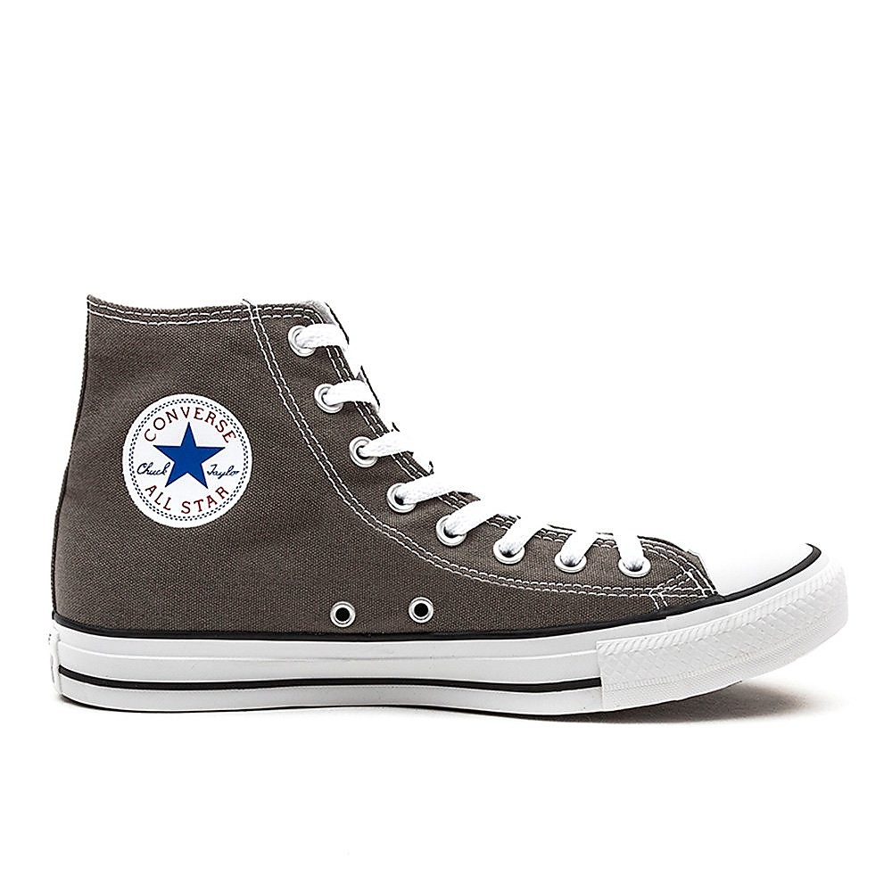 Converse Womens Chuck Taylor All Star High Top - Charcoal