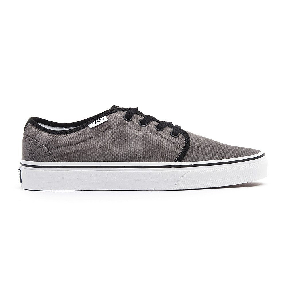 Vans Women's 106 Vulcanized Trainers - Pewter/Black