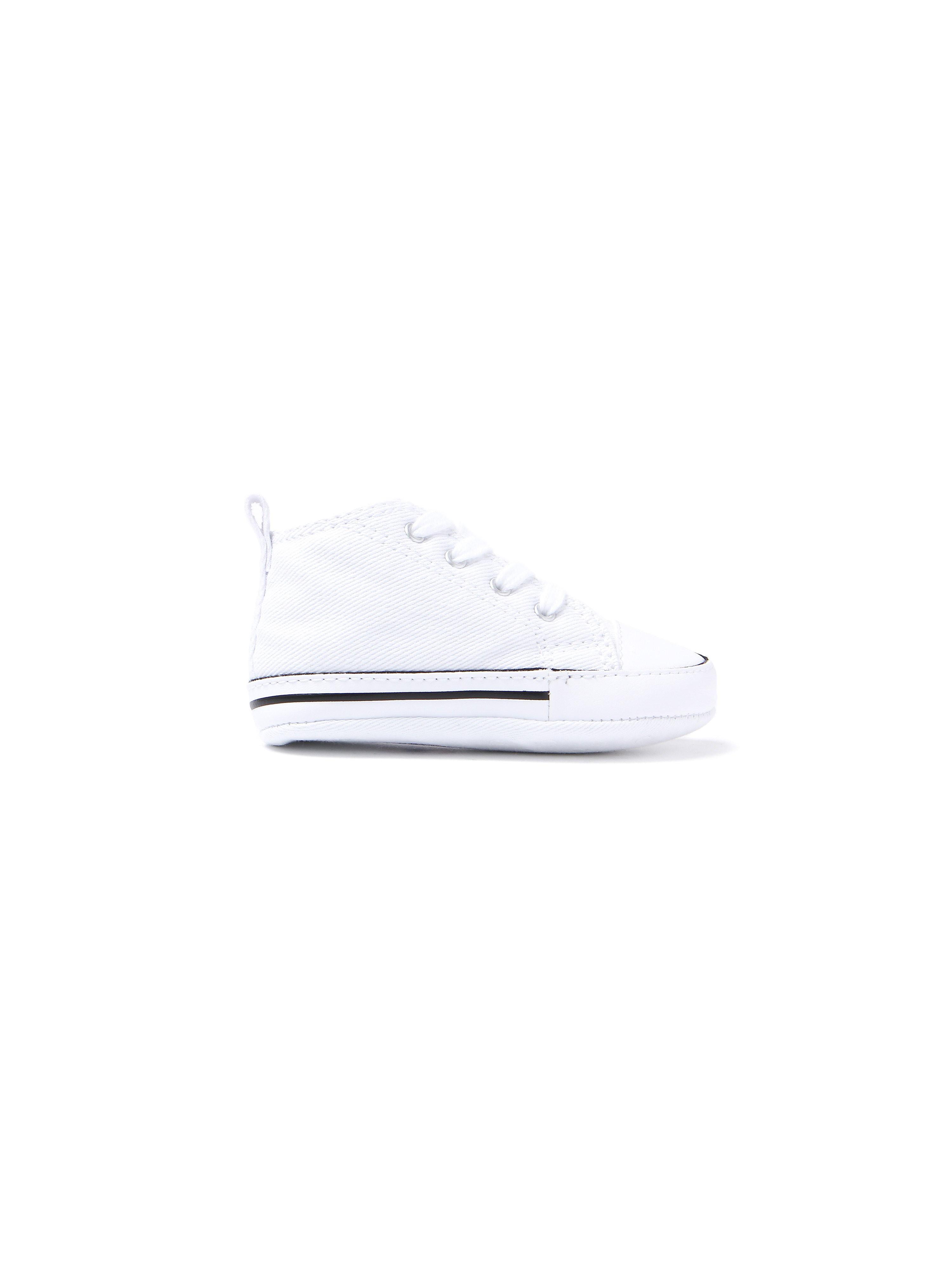 Converse Crib First Star HI Trainers - White