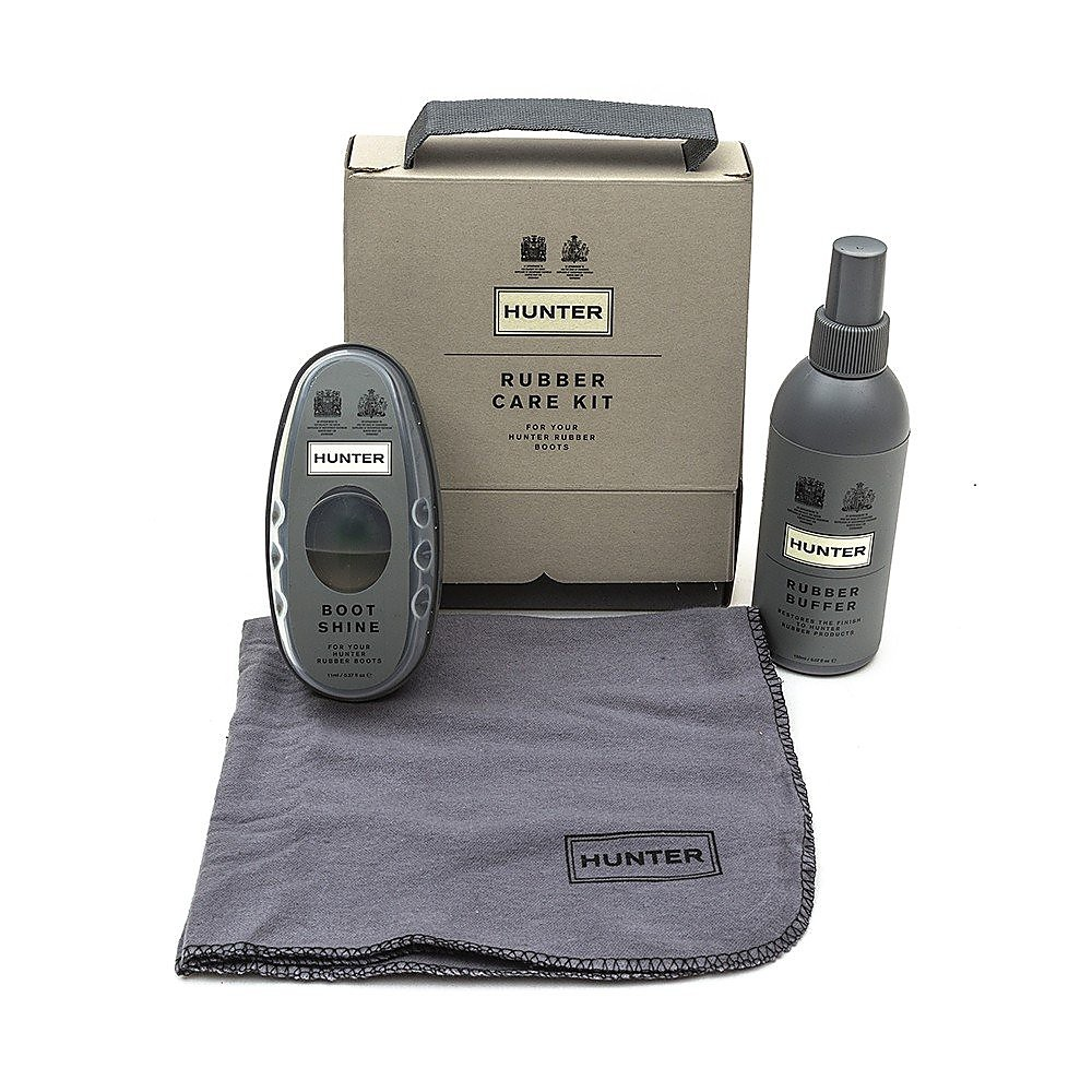 Hunter Wellies Rubber Care Kit