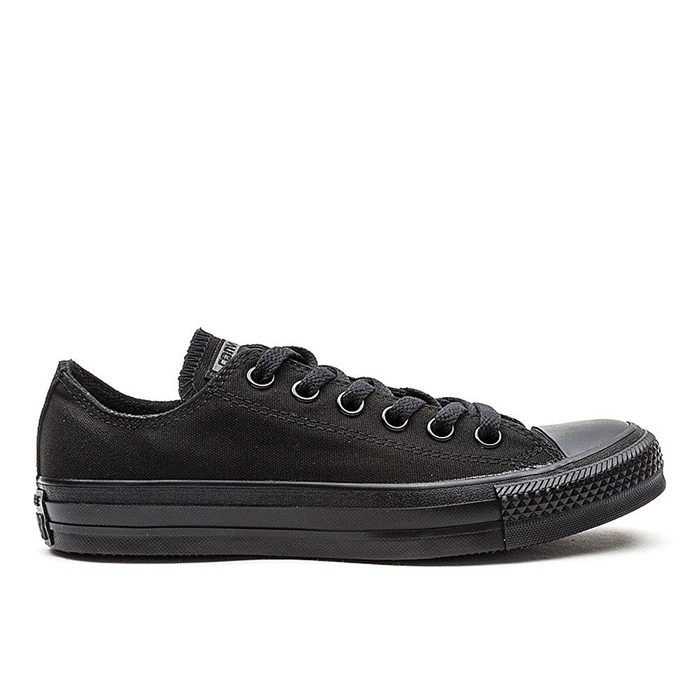 Converse Mens Chuck Taylor All Star Ox - Black Mono