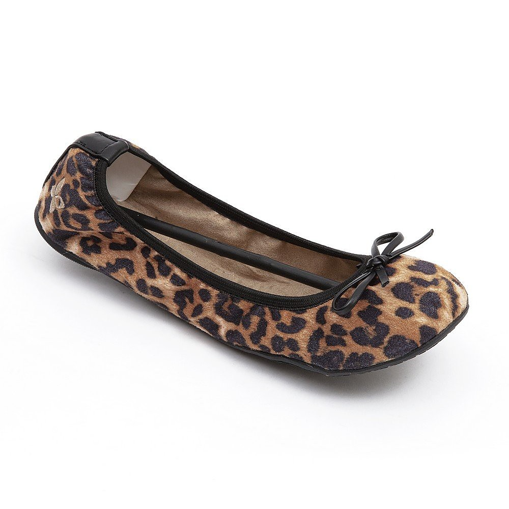 Butterfly Twists Cleo Womens Leopard