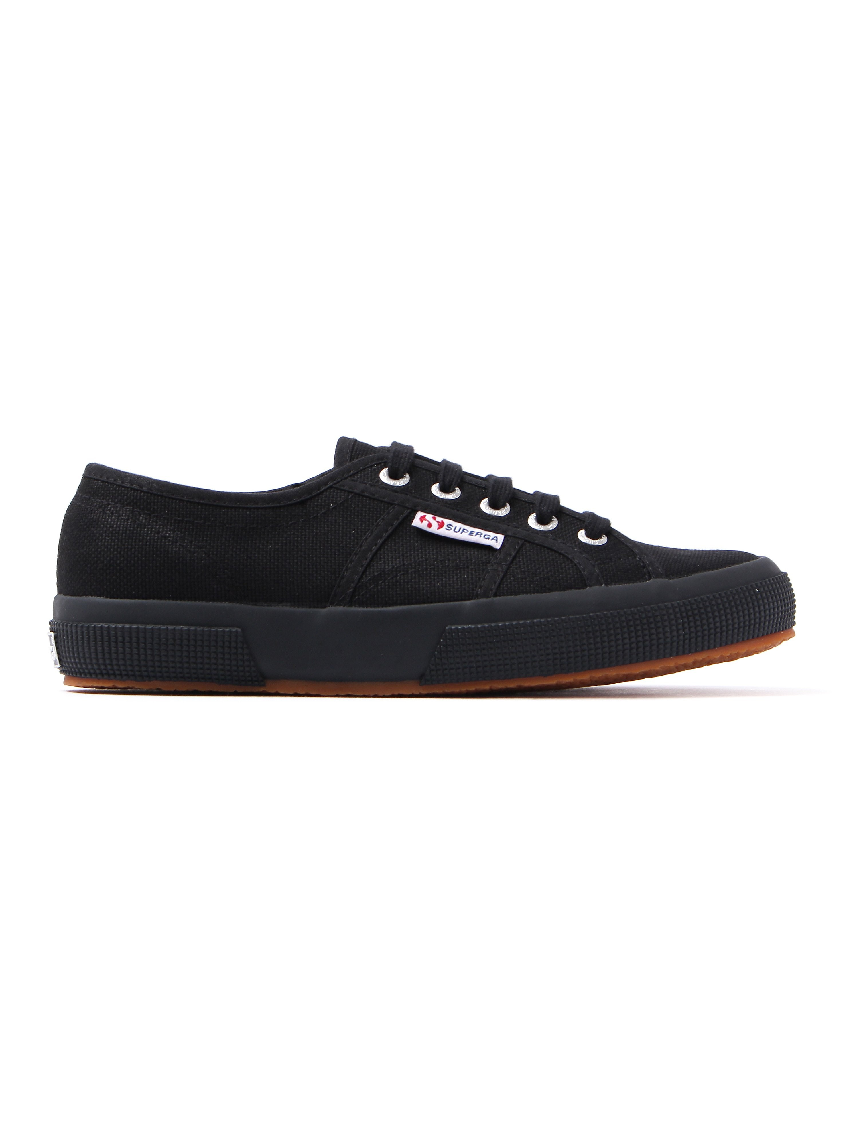 Superga Women's 2750 Cotu Classics Canvas Trainers - Black