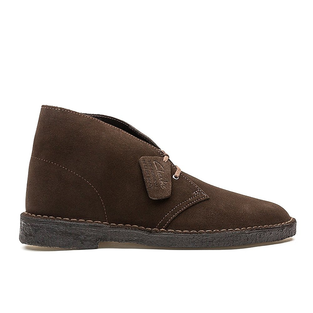 Clarks Originals Desert Boot Mens Brown