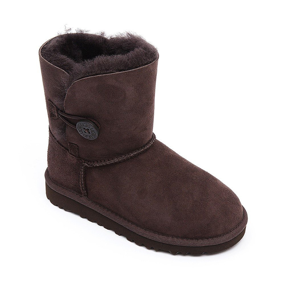 Ugg Infant Bailey Button - Chocolate
