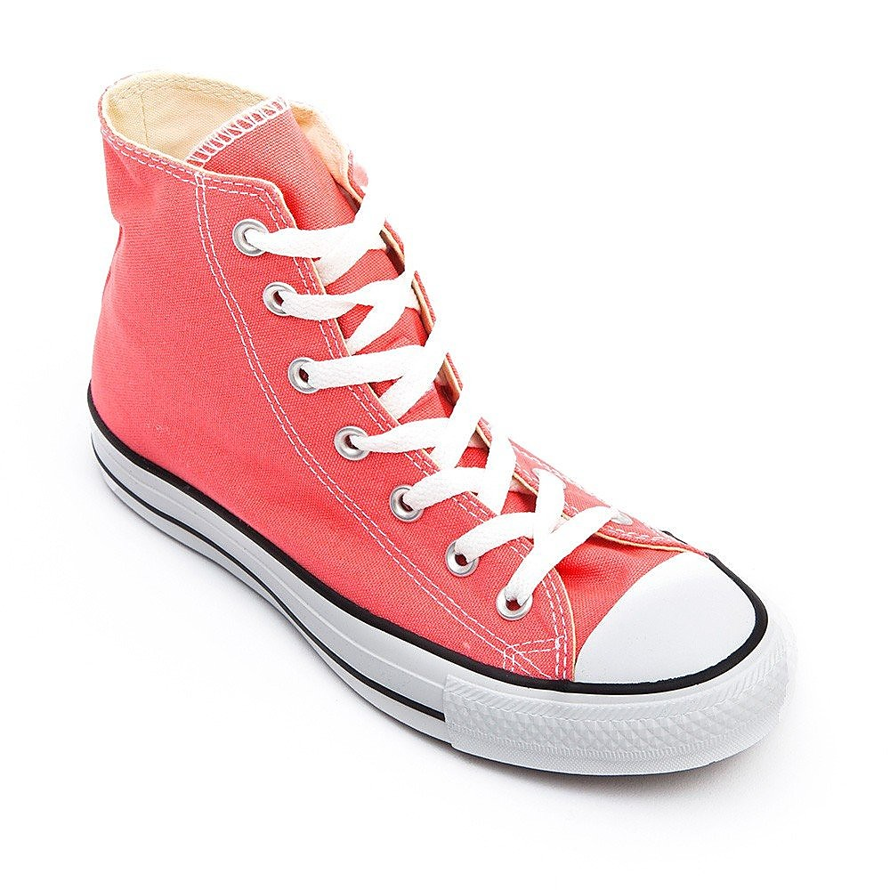 Converse Womens All Star Hi Trainers - Carnival Pink