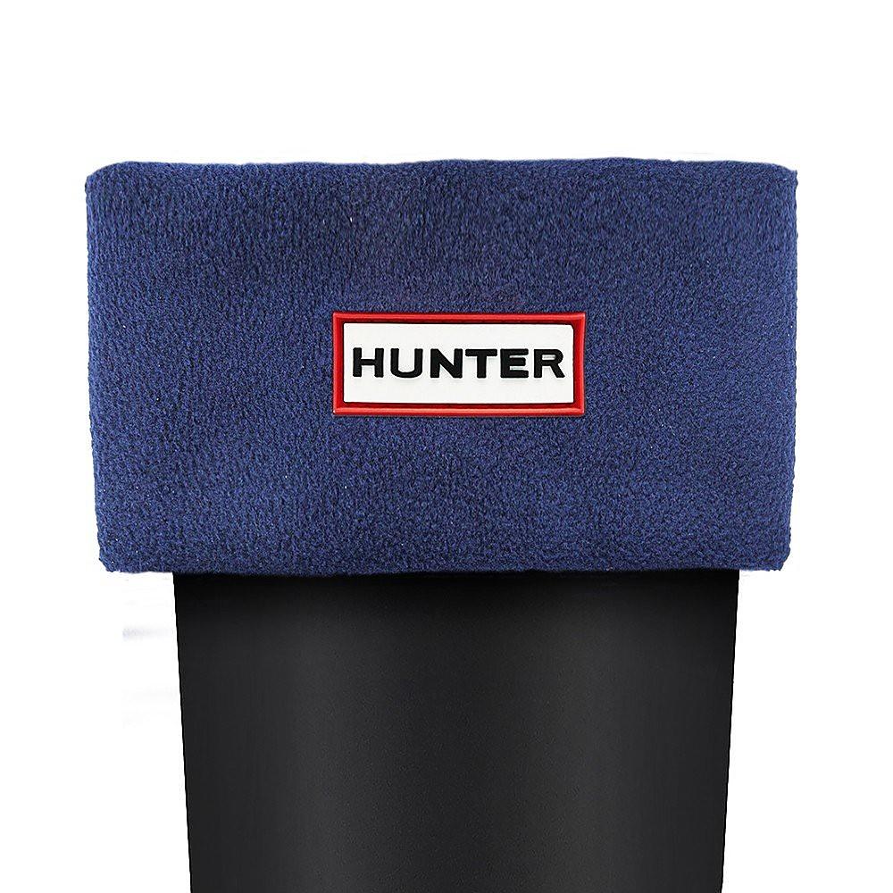 Hunter Wellies Unisex Tall Wellie Socks -  Navy