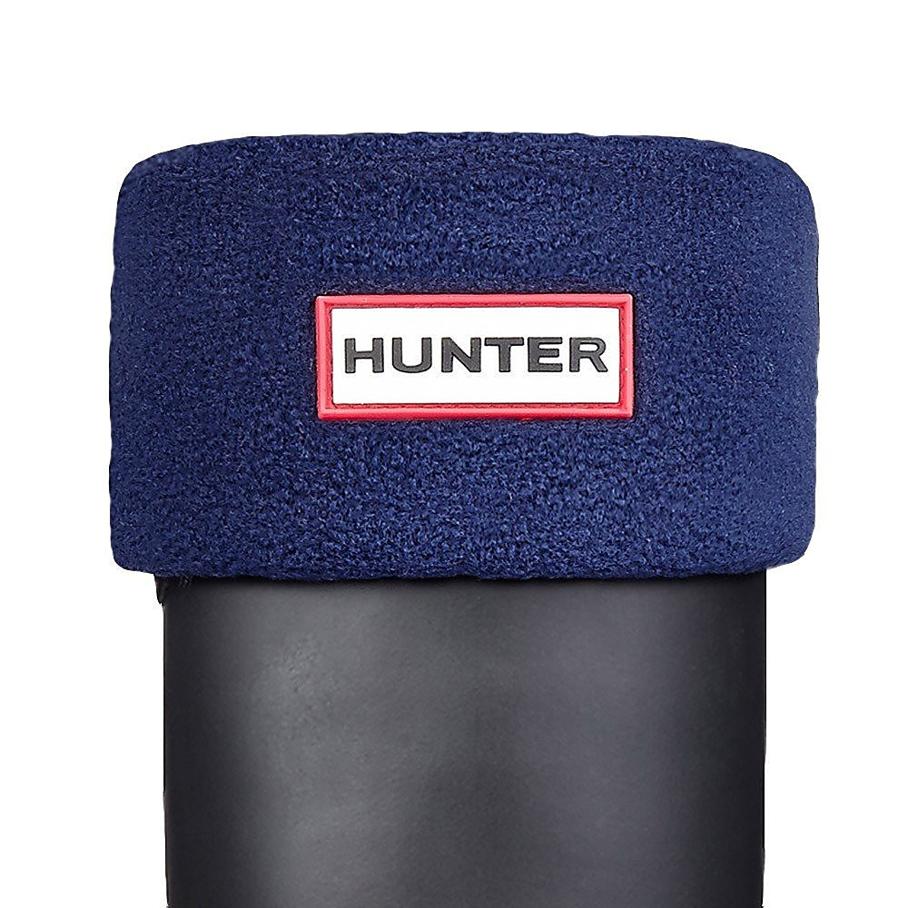 Hunter Wellies Infant Wellie Socks - Navy