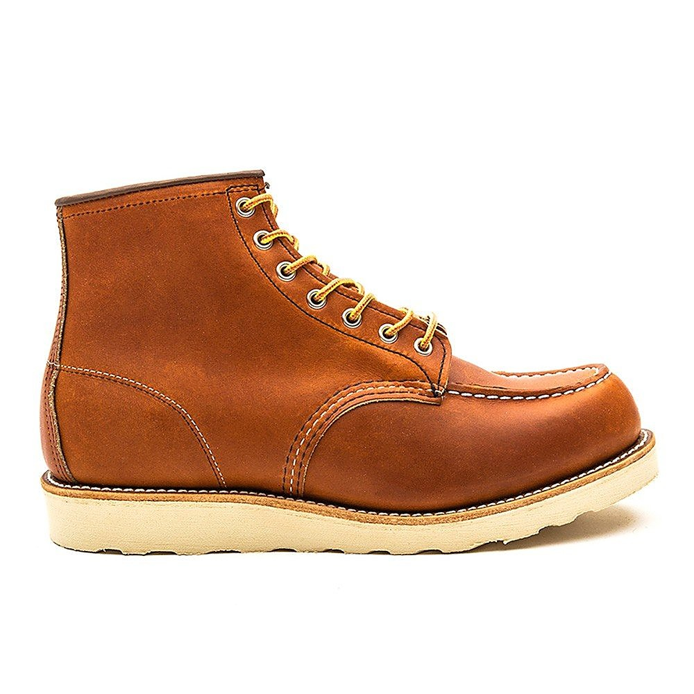 Red Wing Moc Toe Boot Mens