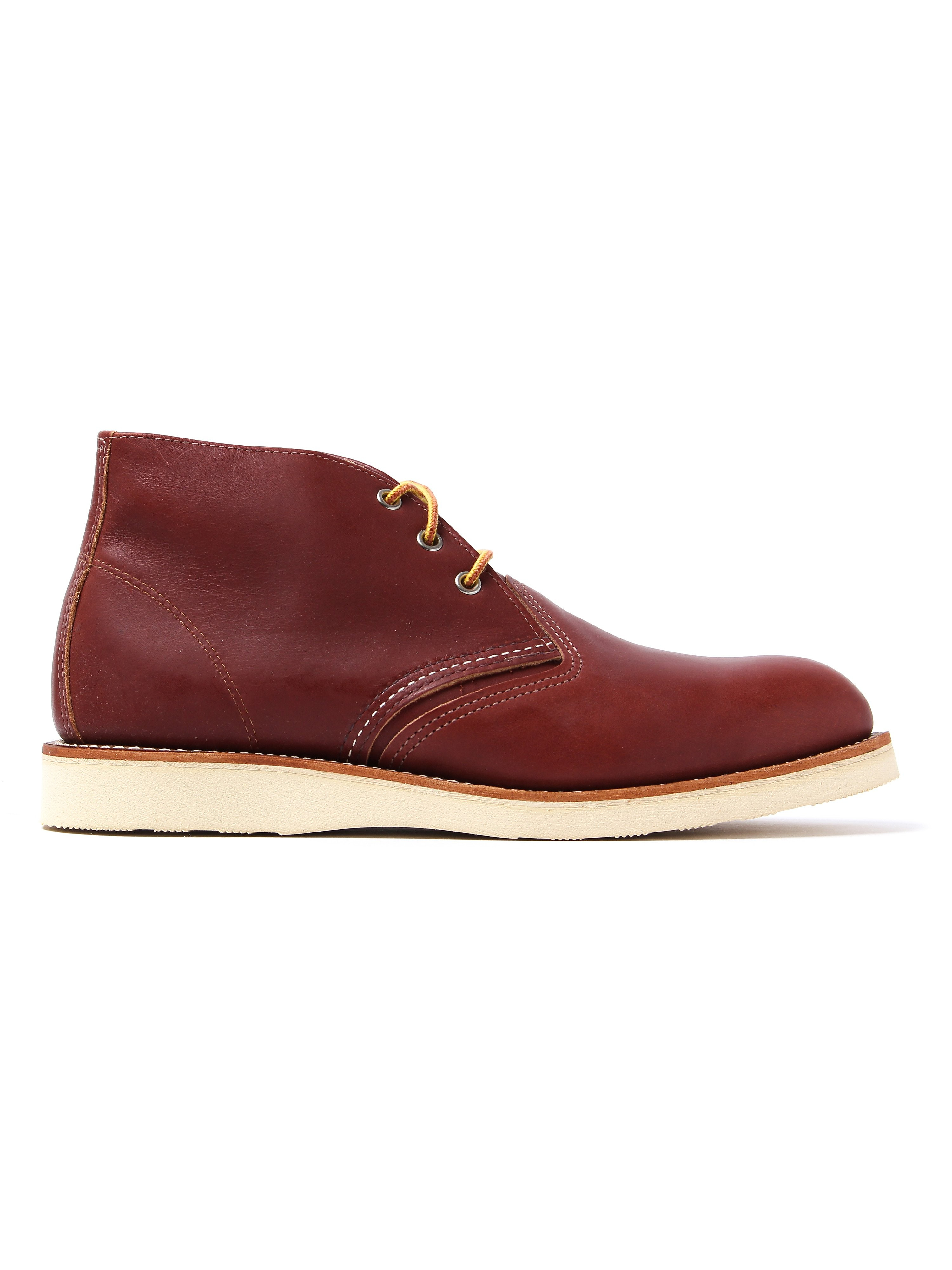 Red Wing Chukka Mens Dark