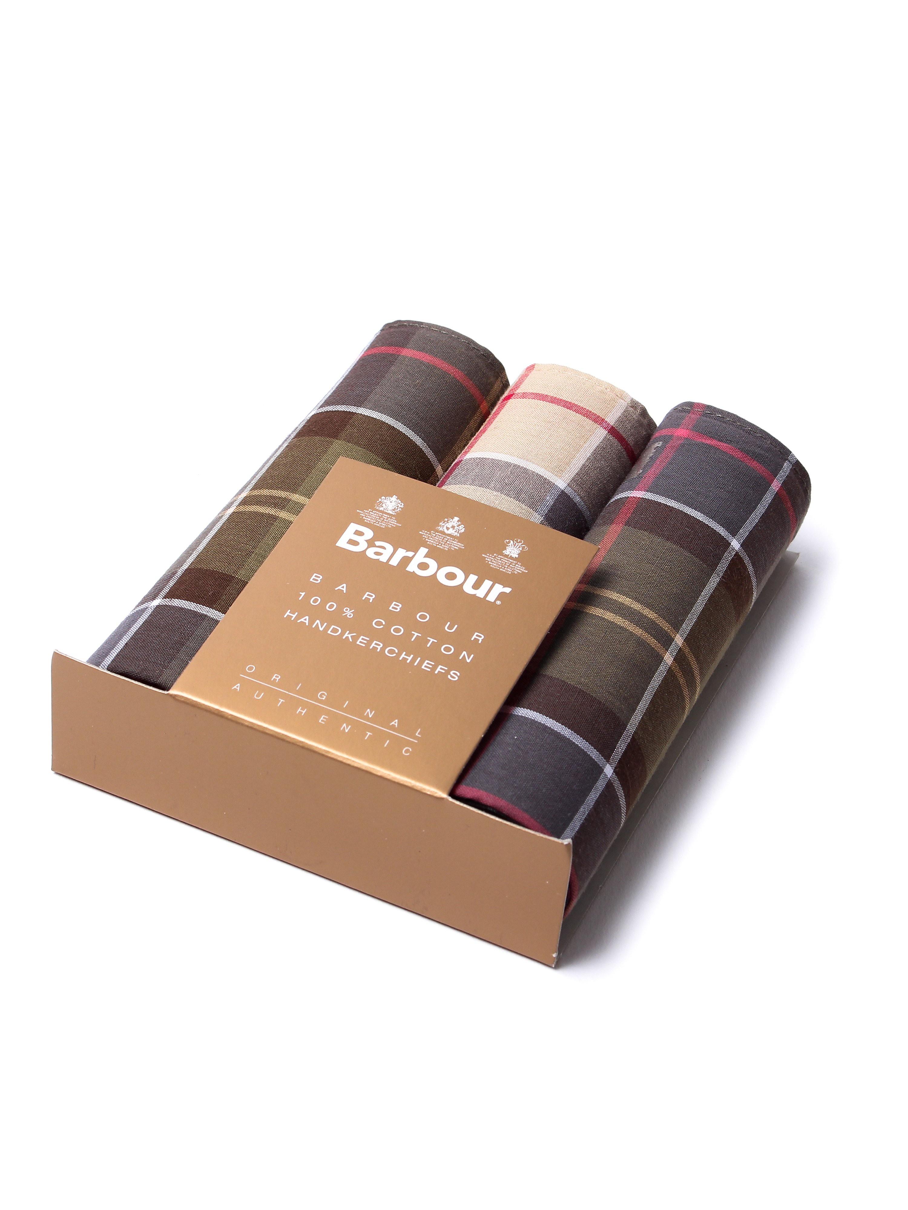 Barbour Handkerchief -  Tartan